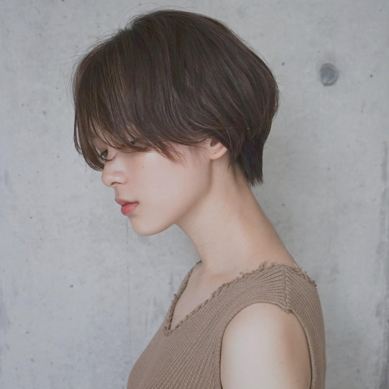 アンニュイ 抜け感 ショート ゆるふわ ヘアスタイルや髪型の写真・画像 | タカハシ アヤミ / trail by ROVER