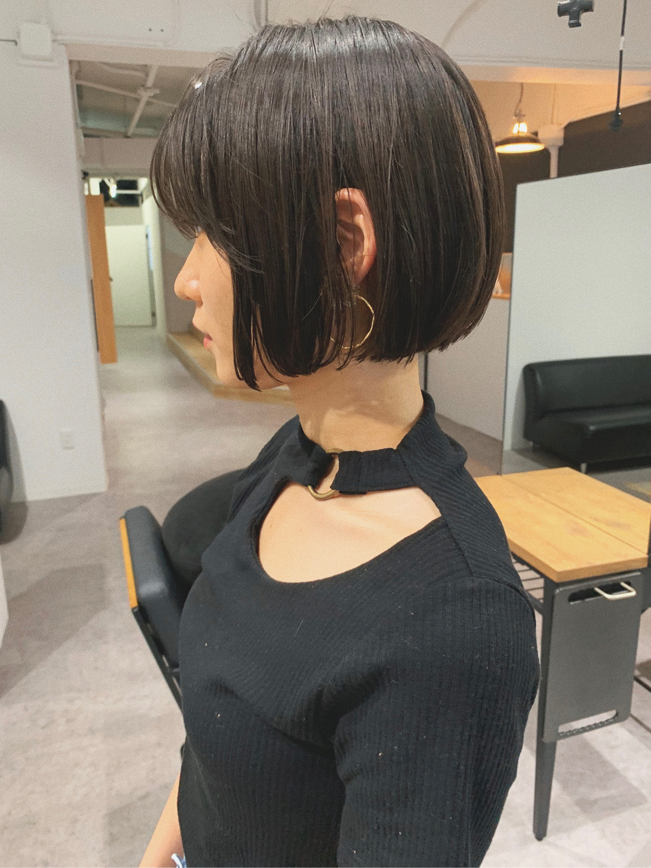 黒髪 アウトドア スポーツ デート ヘアスタイルや髪型の写真・画像 | YUJI / LIICHI / LIICHI (リイチ)