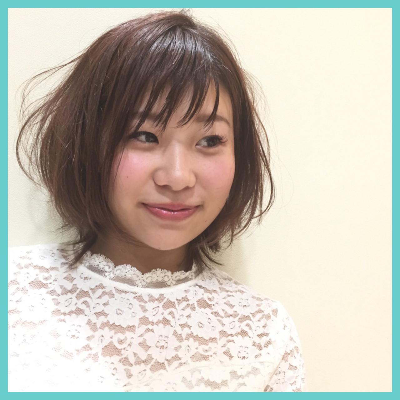 手抜きに見えないゆるさが魅力♡敏腕美容師さんおすすめ最新「抜け感ヘア」 田波 祐将