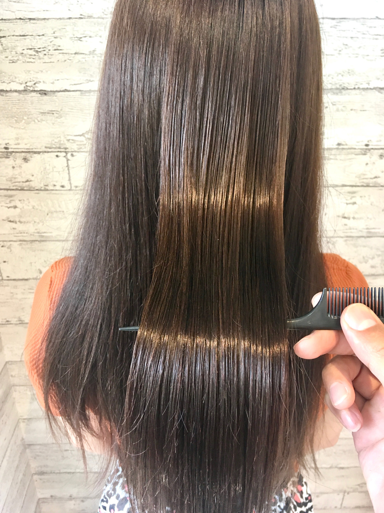 髪質改善トリートメント 髪質改善 ナチュラル 髪質改善カラー ヘアスタイルや髪型の写真・画像