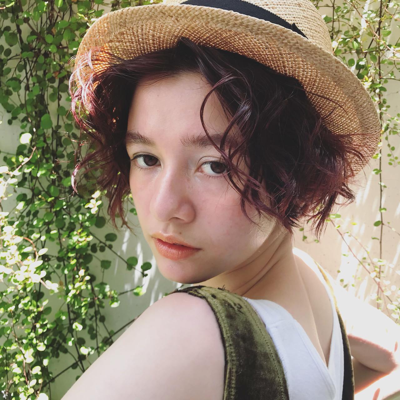 抜け感 エフォートレス ゆるふわ 外国人風 ヘアスタイルや髪型の写真・画像