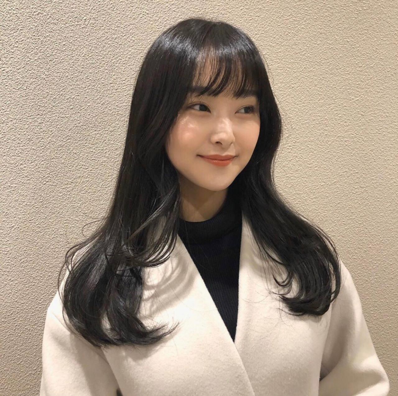 韓国美人みたいな白肌に憧れる♡肌を白く見せてくれるヘアカラー特集