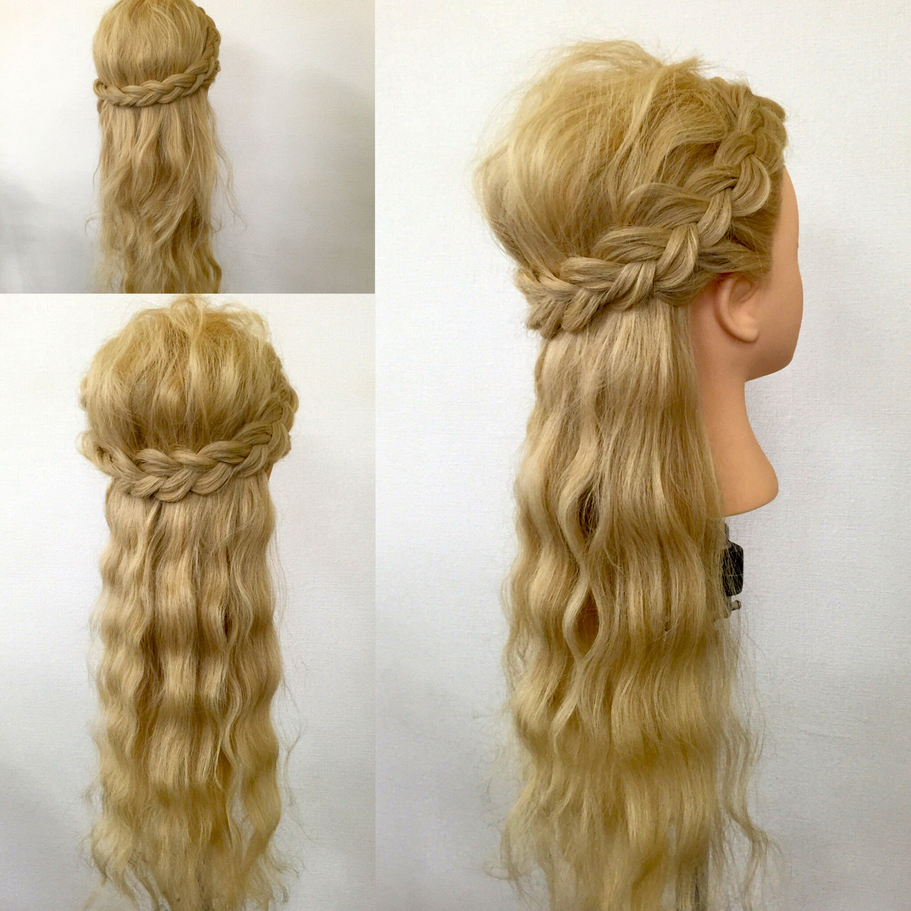 ショート 外国人風 簡単ヘアアレンジ ヘアアレンジ ヘアスタイルや髪型の写真・画像 | 佐藤 允美 / Hair Space  ACT  LOCALLY(アクトローカリー)