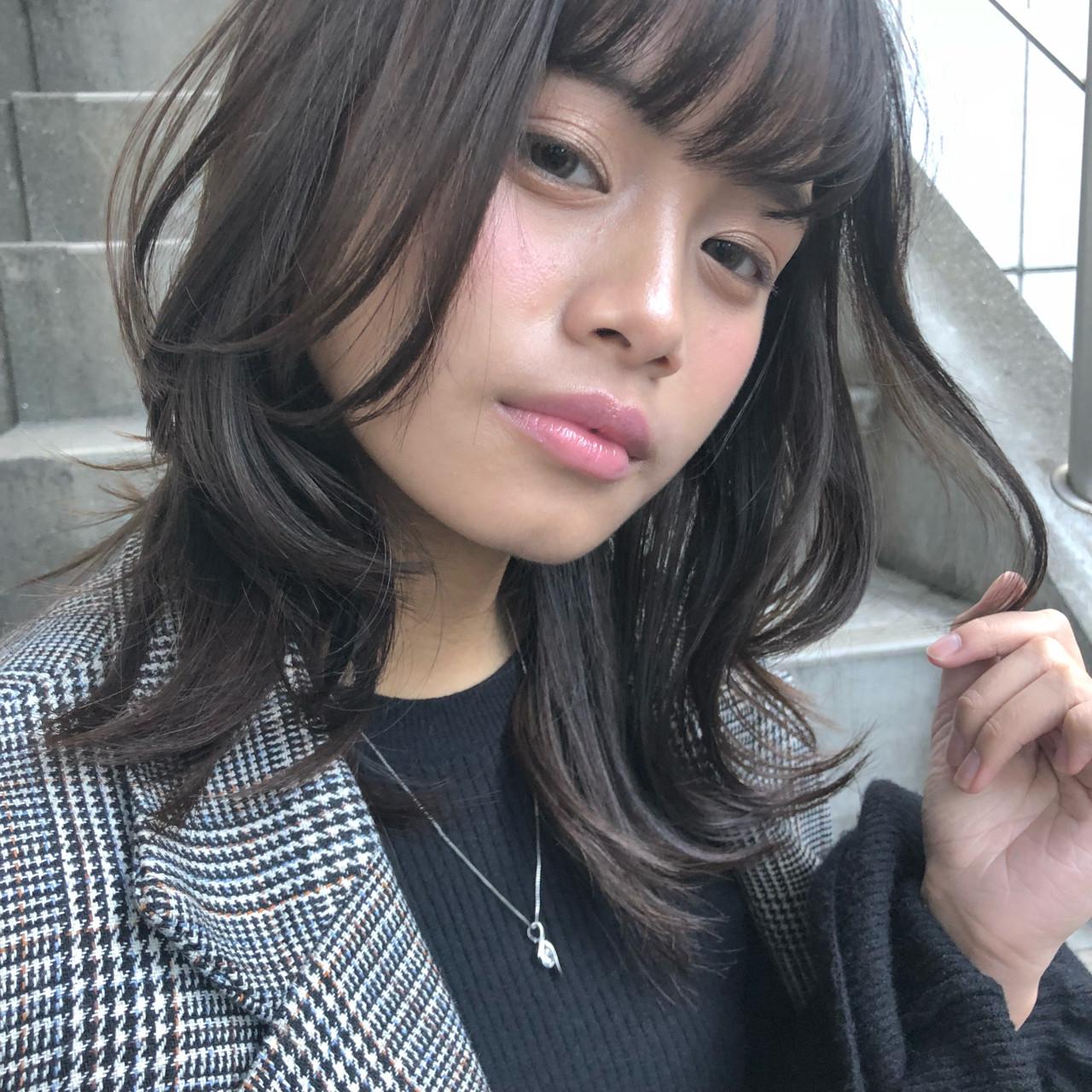 ウェーブ ゆるふわ ナチュラル 簡単 ヘアスタイルや髪型の写真・画像 | 金崎 瑚能美 / TONI&GUY