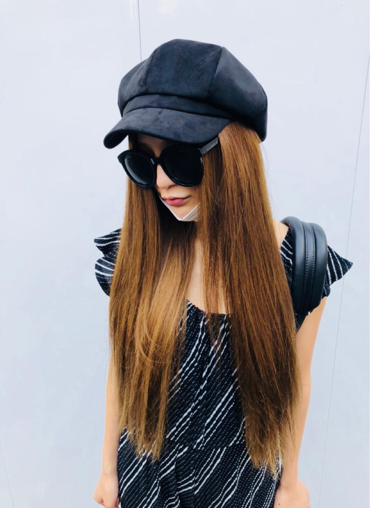 エクステ 上品 グラマラス ロング|Style dock TANI 420969【HAIR】