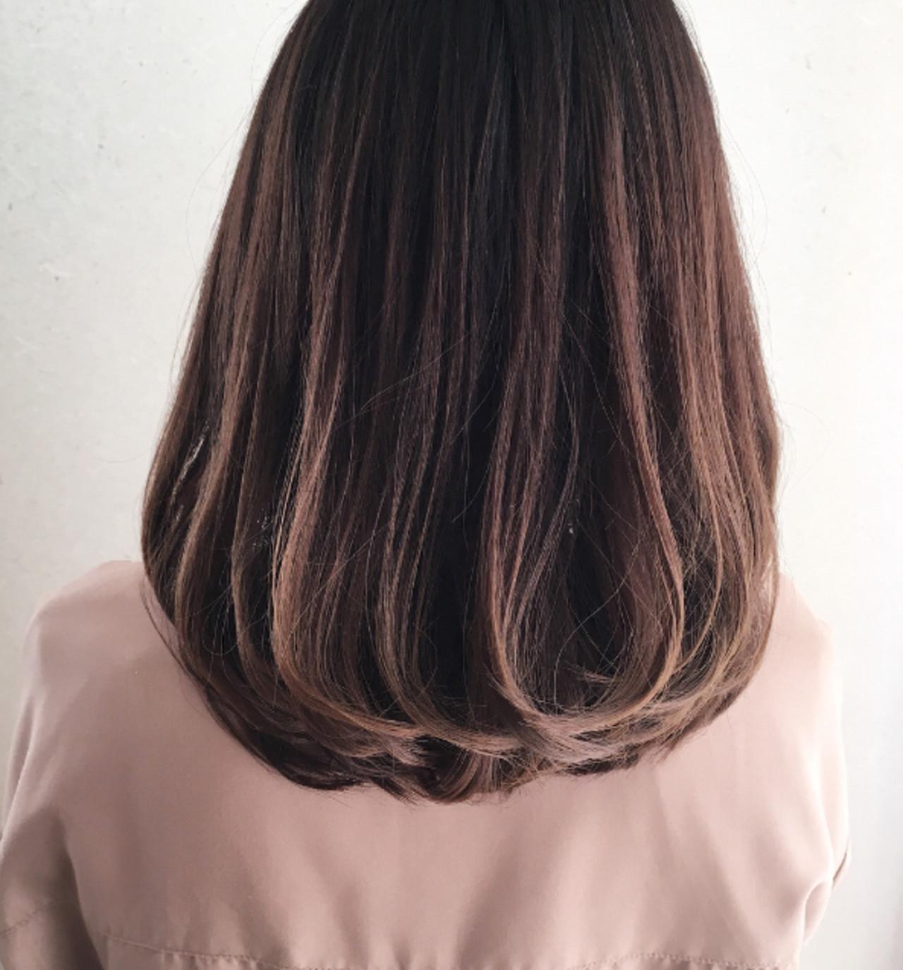 デート 大人かわいい ワンカールスタイリング オフィス ヘアスタイルや髪型の写真・画像