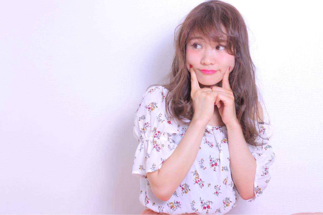 モテ髪 ロング アンニュイ 愛され ヘアスタイルや髪型の写真・画像 | Masayuki Seto / PROS:旭商店街店