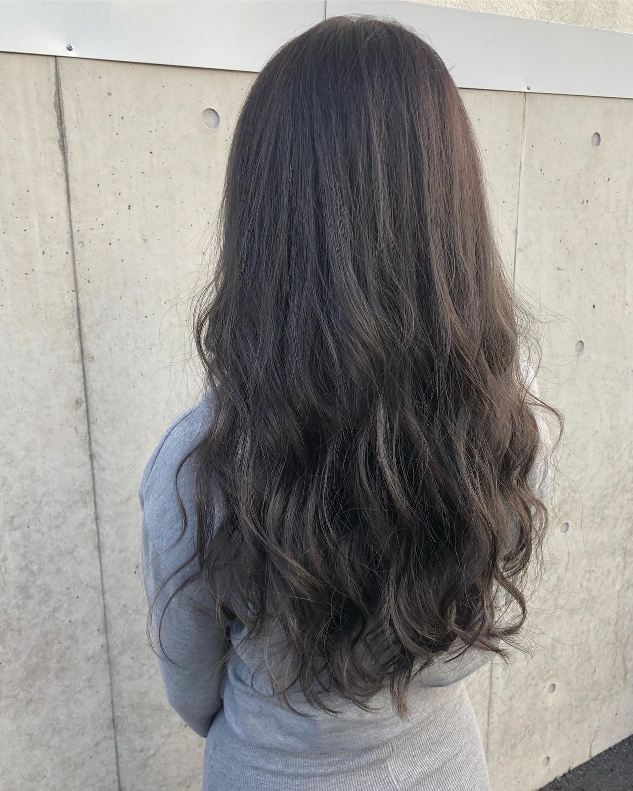 ロング ストリート ヘアスタイルや髪型の写真・画像 | 北村 亮 / Lano by HAIR