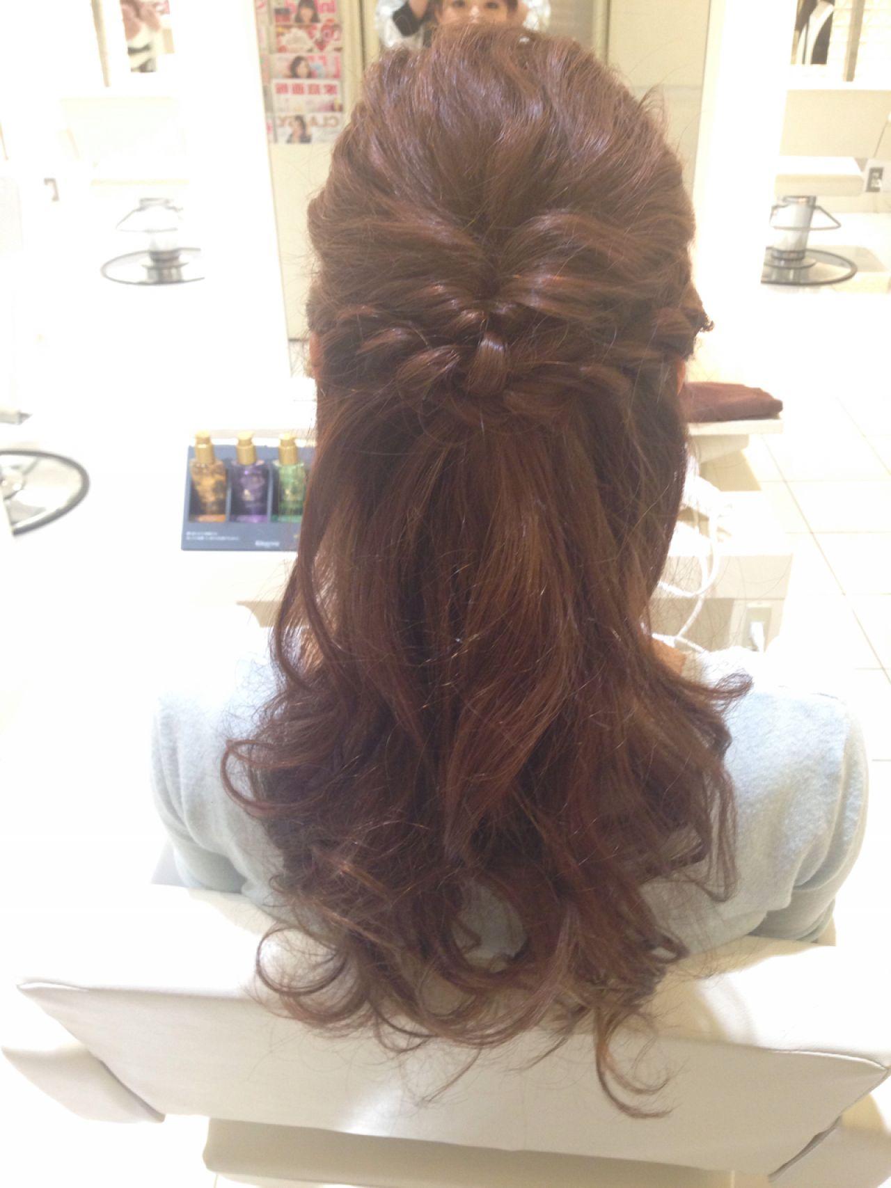 ヘアアレンジ 結婚式 ルーズ ショート ヘアスタイルや髪型の写真・画像