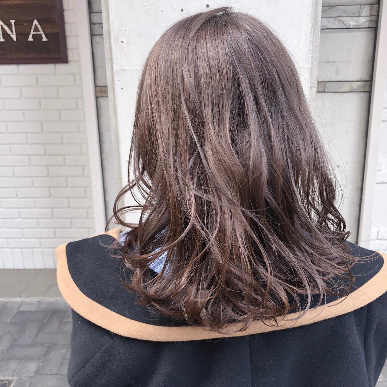 ナチュラル ロング 外国人風カラー デート ヘアスタイルや髪型の写真・画像