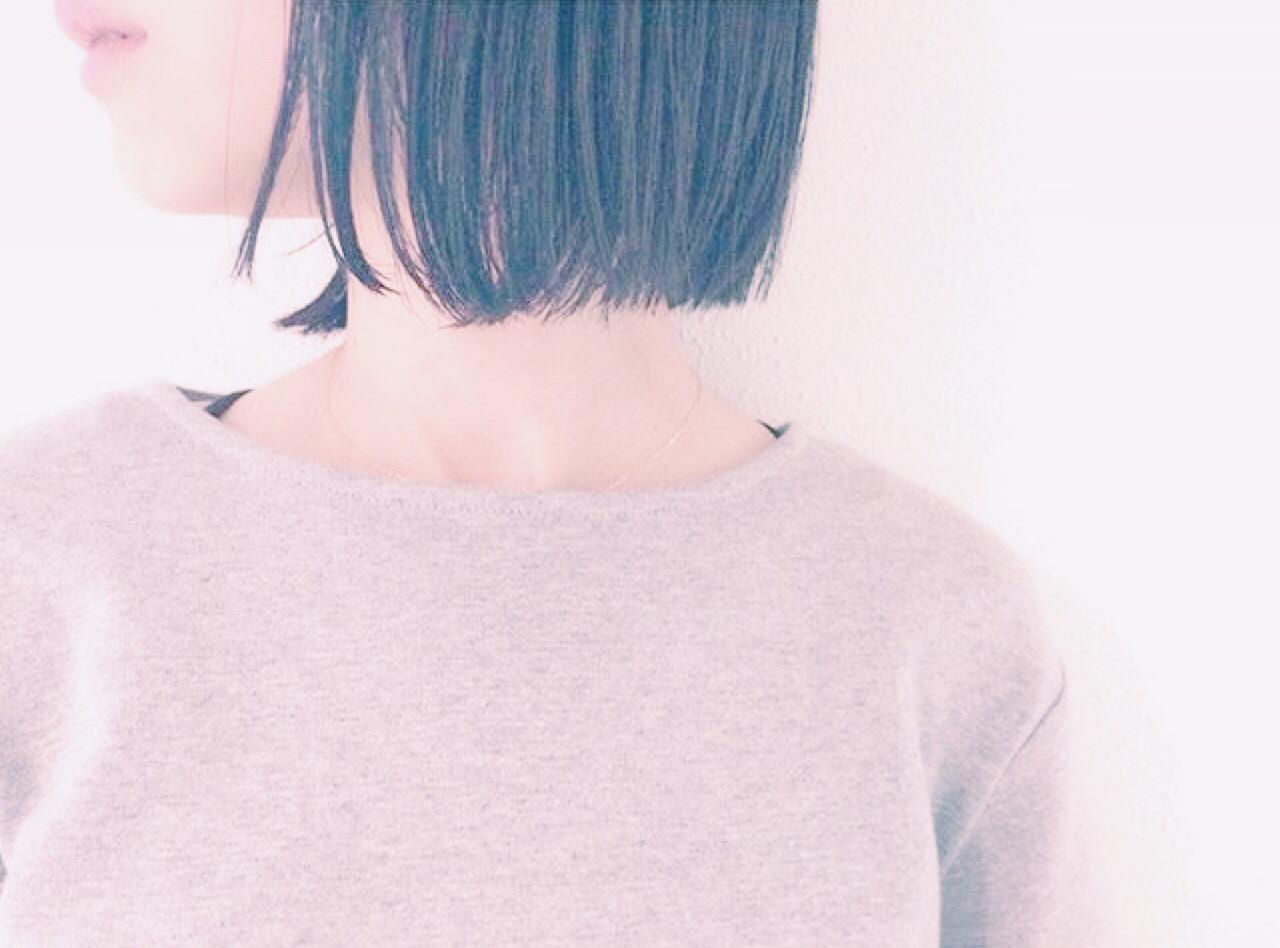 色気 大人女子 黒髪 小顔 ヘアスタイルや髪型の写真・画像