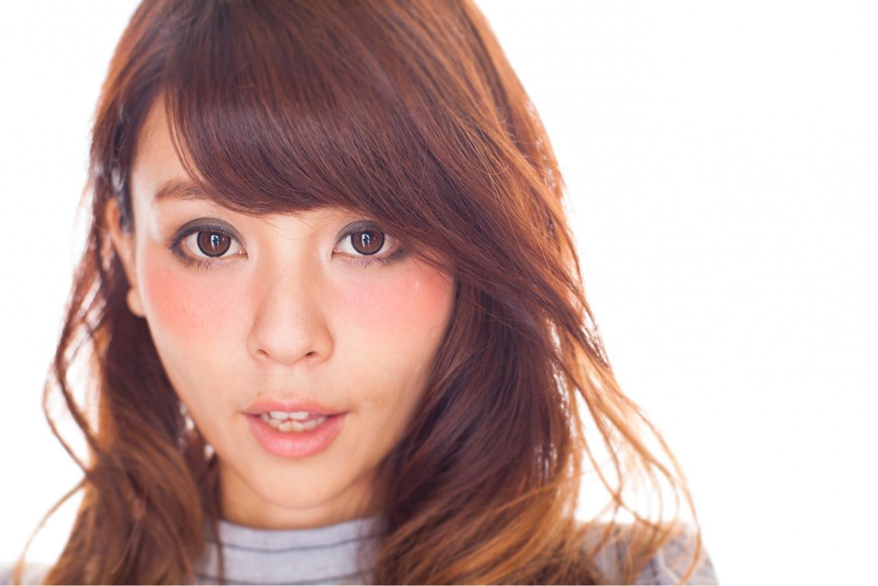 ゆるふわ 簡単 パーマ ナチュラル ヘアスタイルや髪型の写真・画像 | 石川宏一 / AGATA hair