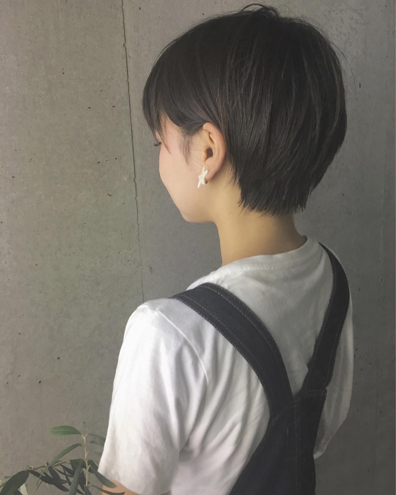 ナチュラル ラフ ストリート 透明感 ヘアスタイルや髪型の写真・画像   菊地克喜 / CYANDELUCCA