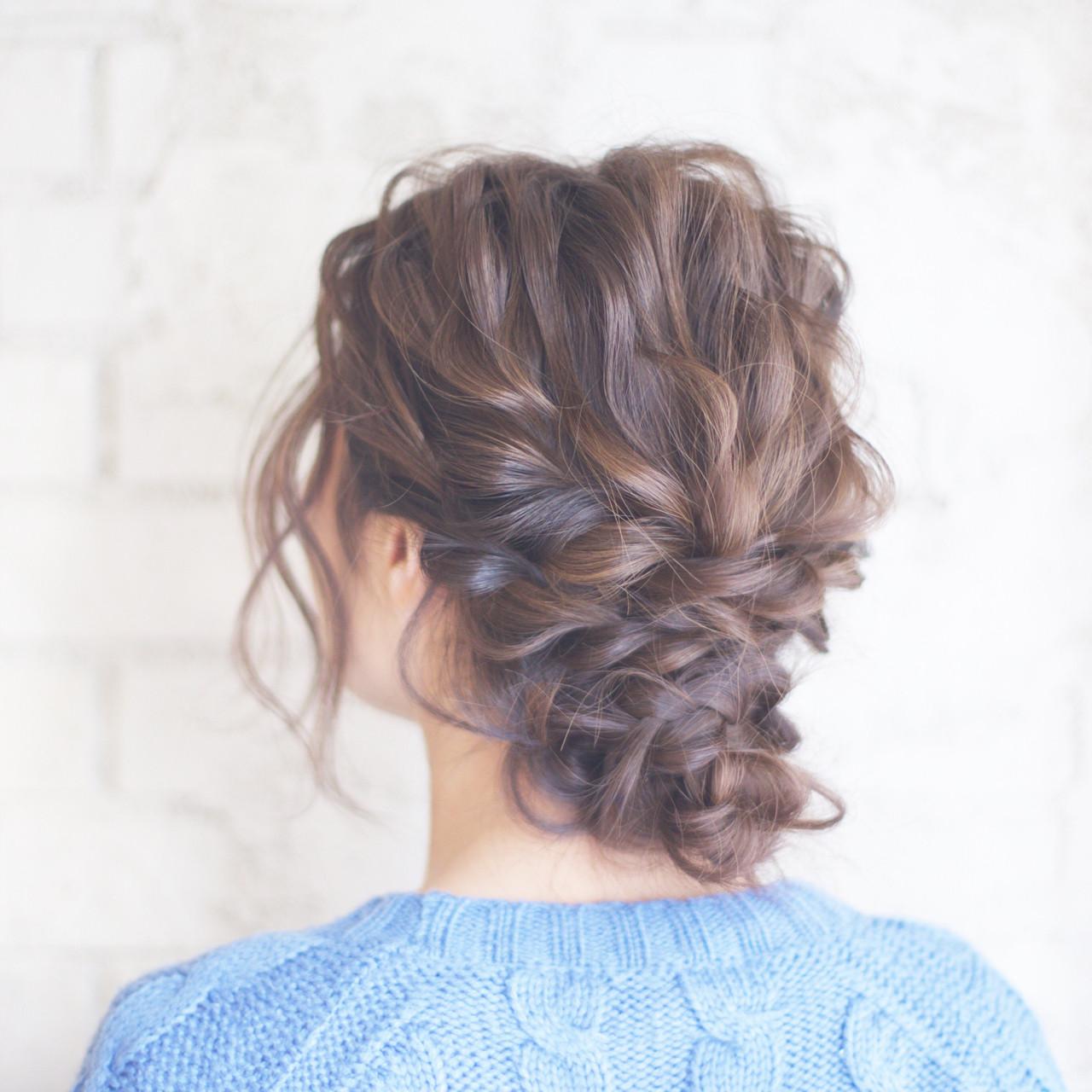 花嫁 大人かわいい ミディアム 結婚式 ヘアスタイルや髪型の写真・画像