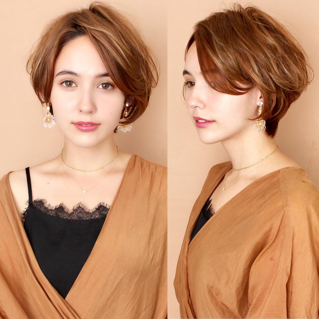 ショート 田丸麻紀 30代 辺見えみり ヘアスタイルや髪型の写真・画像