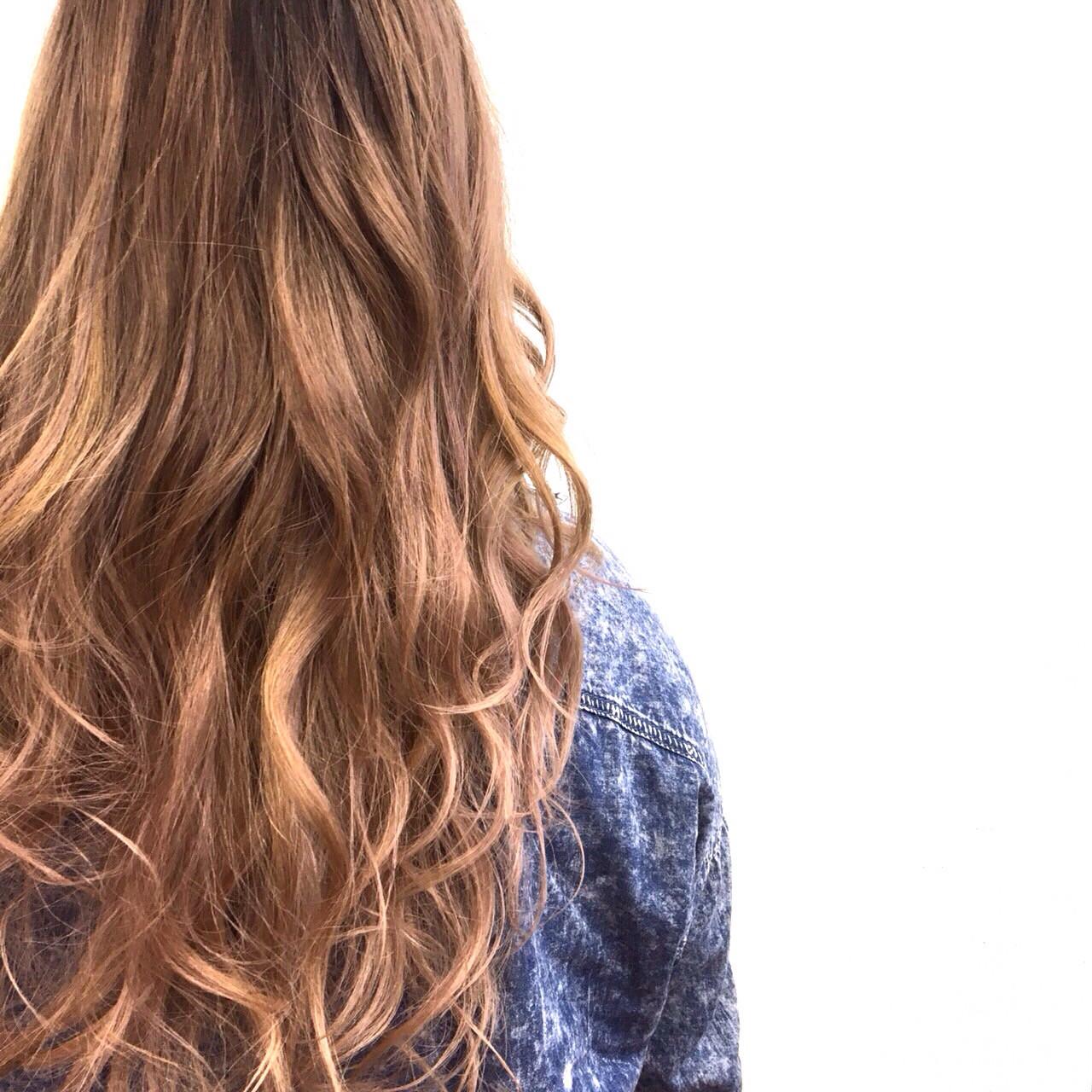 ハイライト アッシュ ストリート 外国人風 ヘアスタイルや髪型の写真・画像