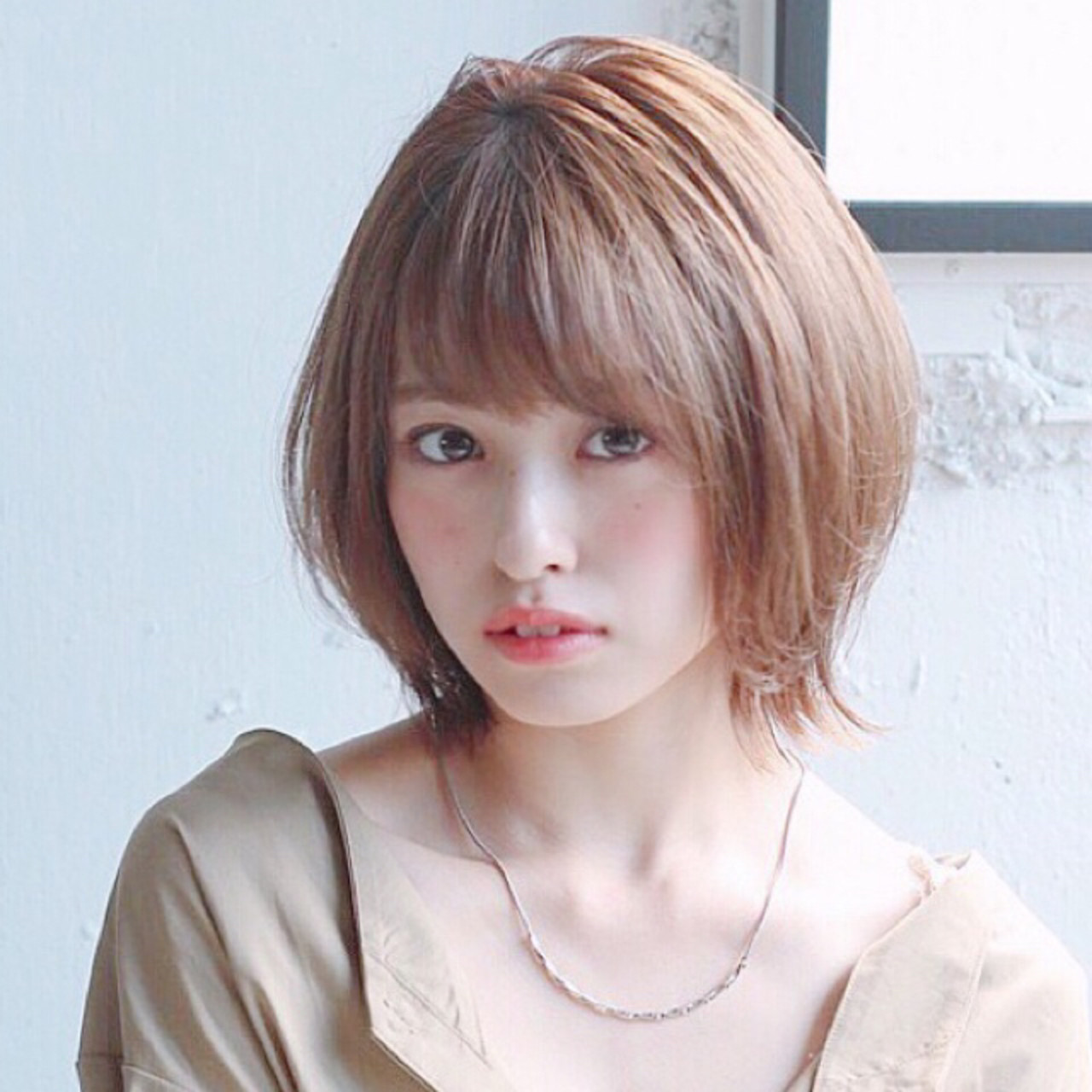 大人かわいい モテ髪 透明感 デート ヘアスタイルや髪型の写真・画像