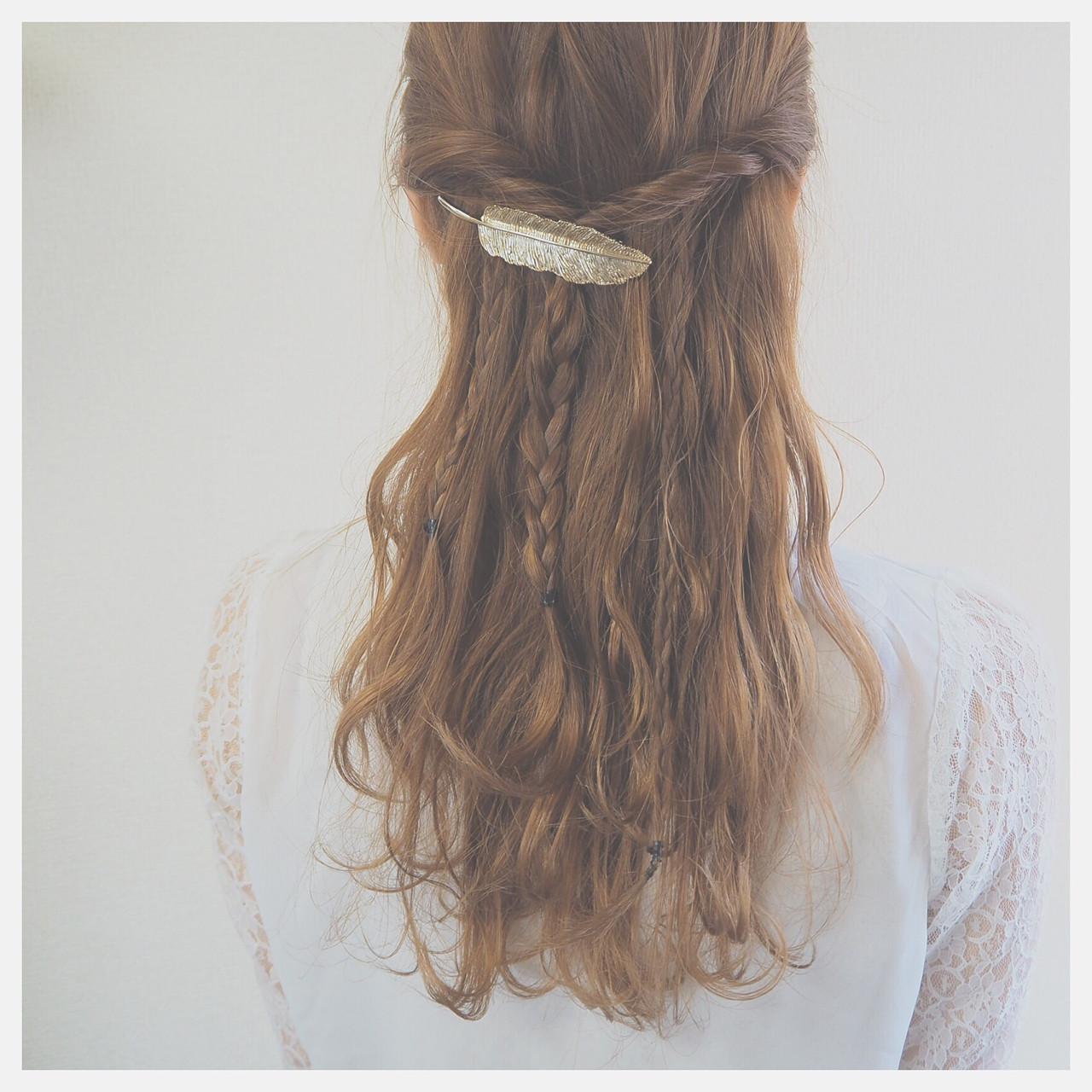 モテ髪 ヘアアレンジ 愛され ショート ヘアスタイルや髪型の写真・画像
