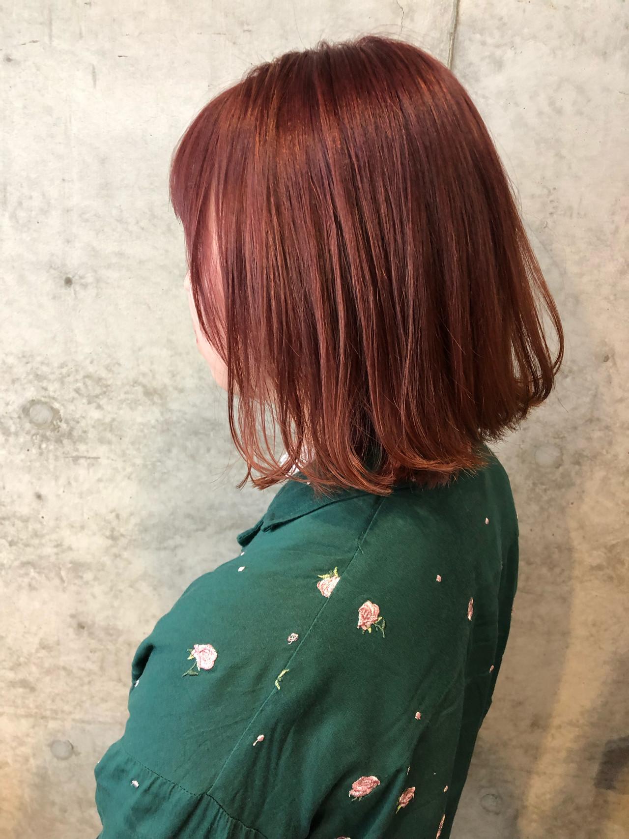 ボブ オフィス 結婚式 簡単ヘアアレンジ ヘアスタイルや髪型の写真・画像