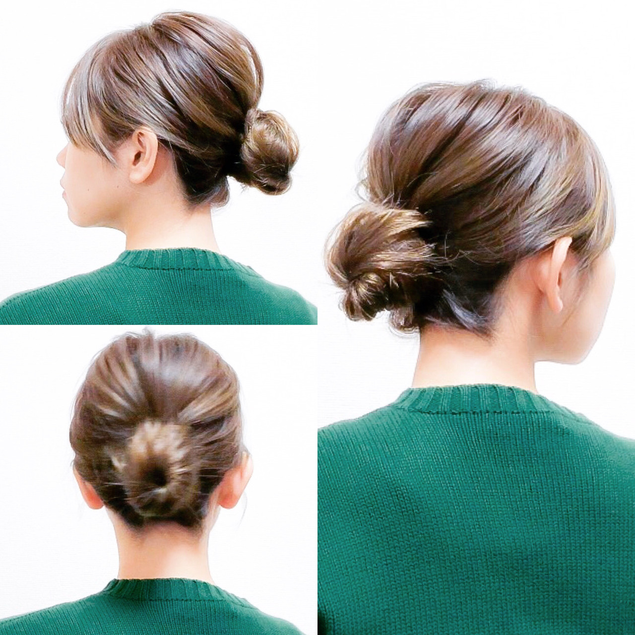 デート オフィス フェミニン ヘアアレンジ ヘアスタイルや髪型の写真・画像