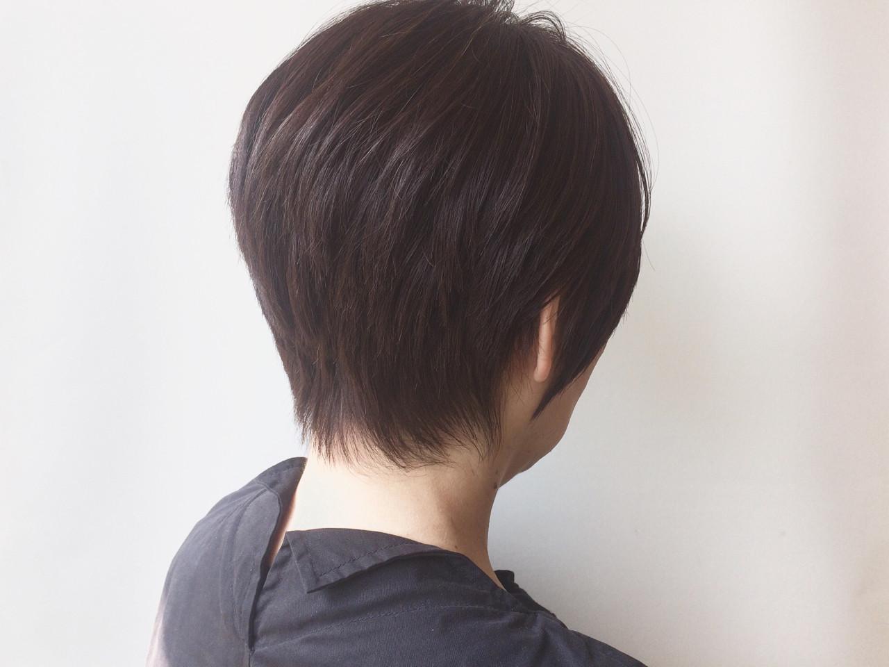 小顔 大人かわいい ナチュラル 似合わせ ヘアスタイルや髪型の写真・画像
