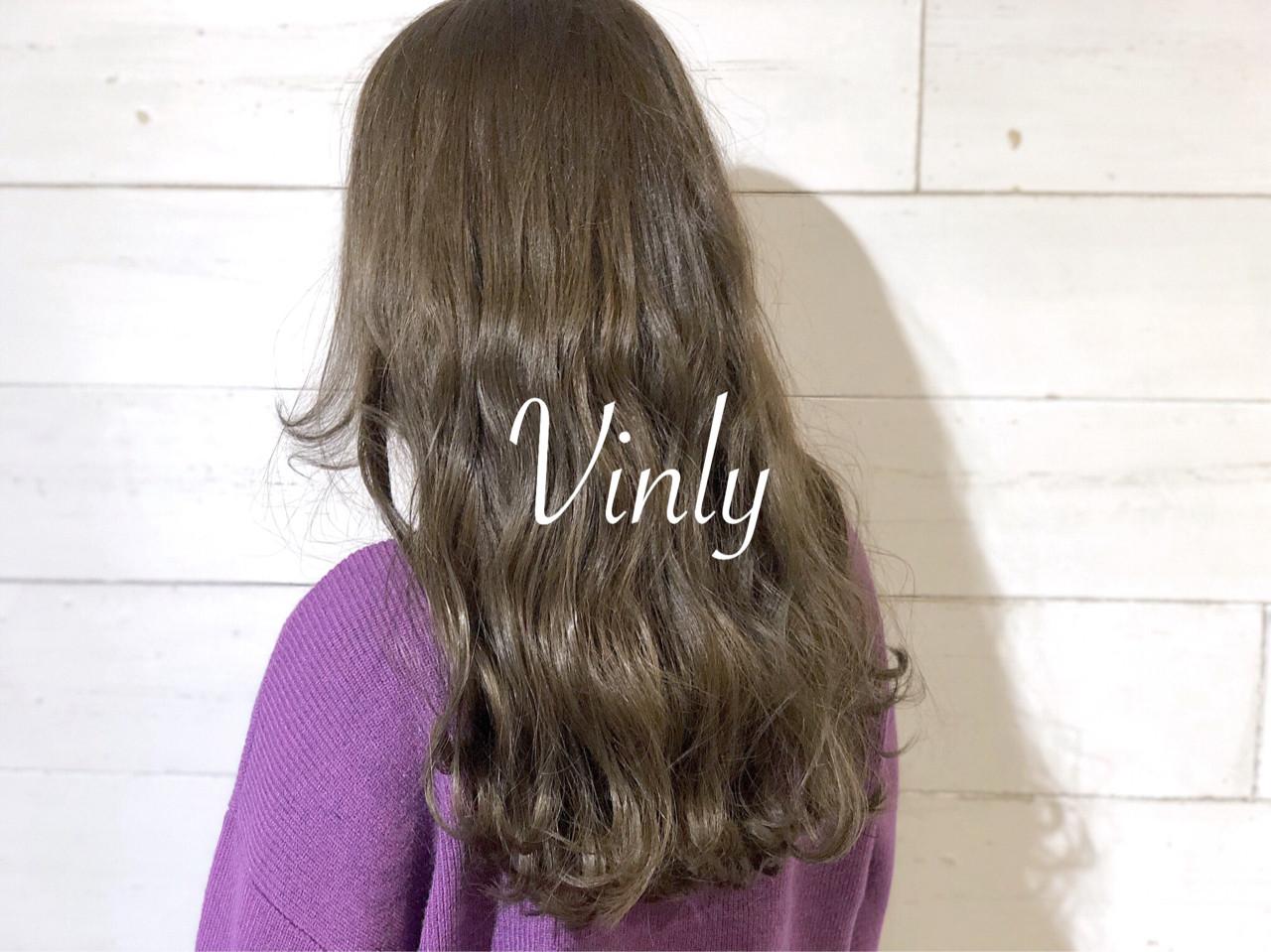 ゆるふわ ヘアアレンジ オフィス ナチュラル ヘアスタイルや髪型の写真・画像   norihiko yoshimoto / Vinly hair salon