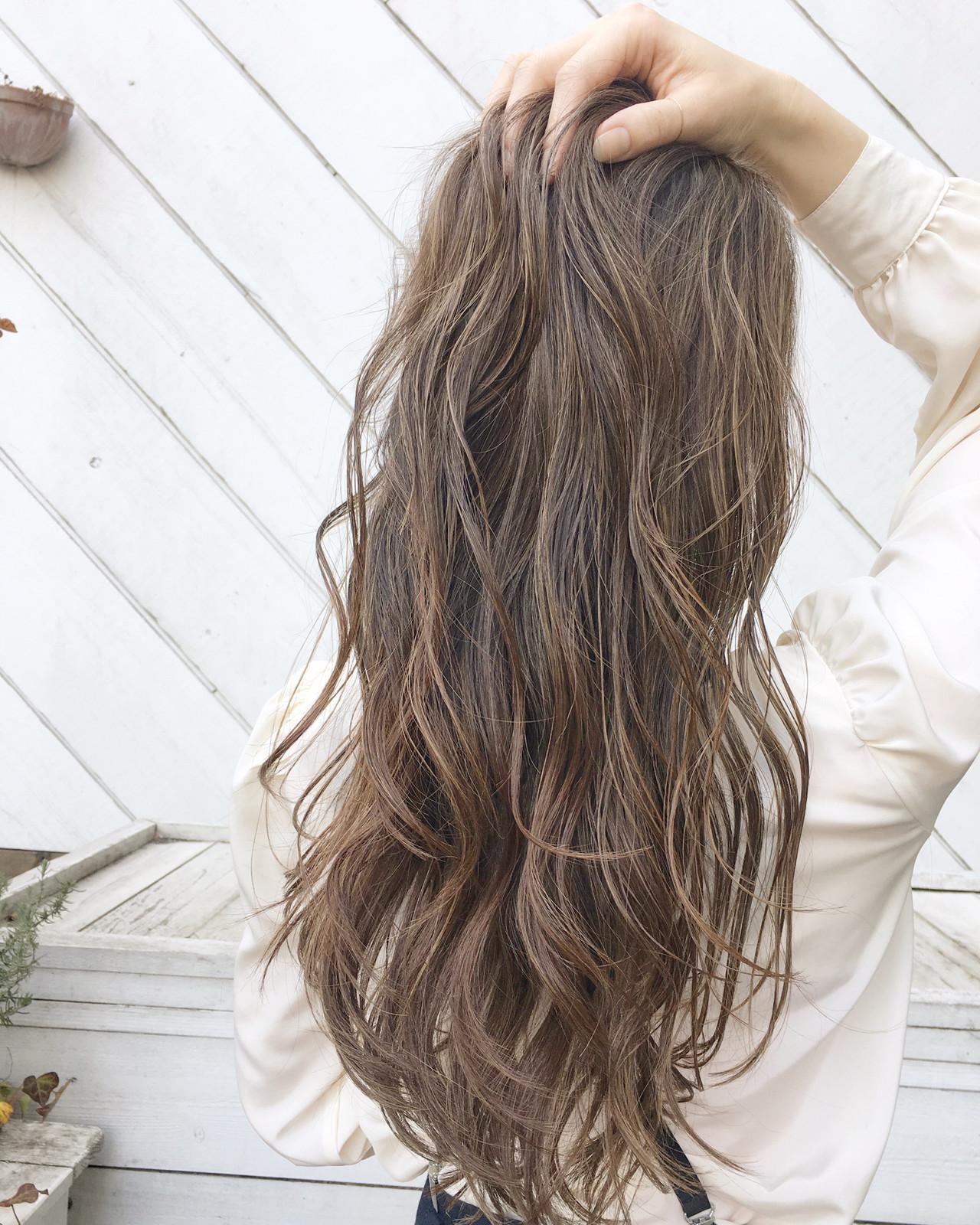 アウトドア ヘアアレンジ デート ナチュラル ヘアスタイルや髪型の写真・画像