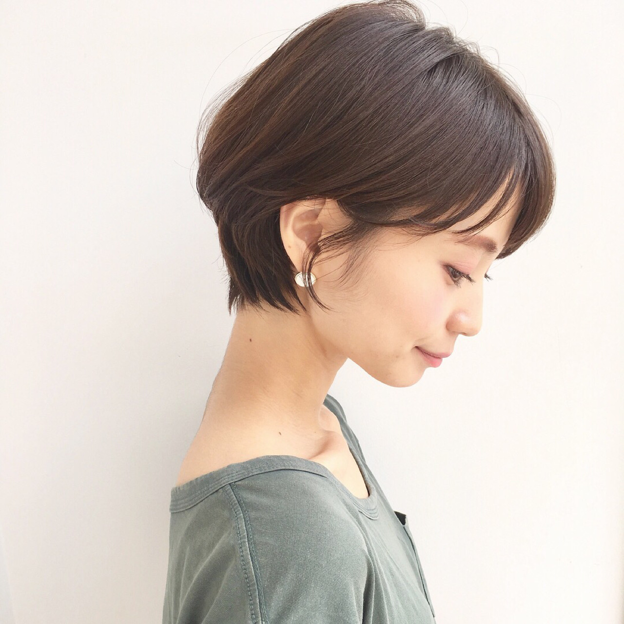 結婚式 ヘアアレンジ リラックス ショート ヘアスタイルや髪型の写真・画像 | ショートボブの匠【 山内大成 】『i.hair』 / 『 i. 』 omotesando