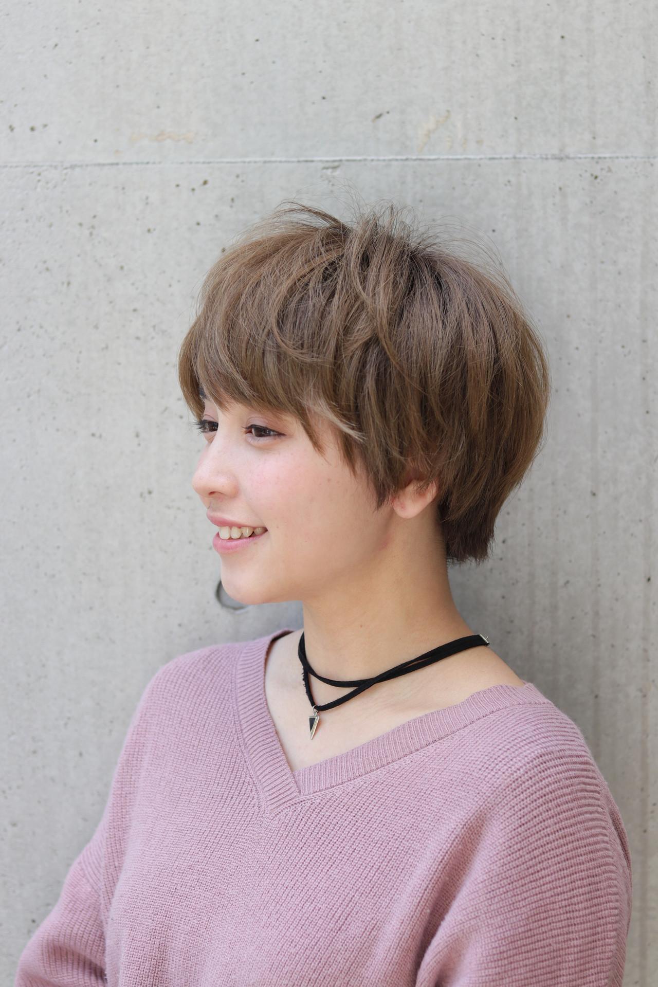 簡単ヘアアレンジ ストリート アウトドア スポーツ ヘアスタイルや髪型の写真・画像