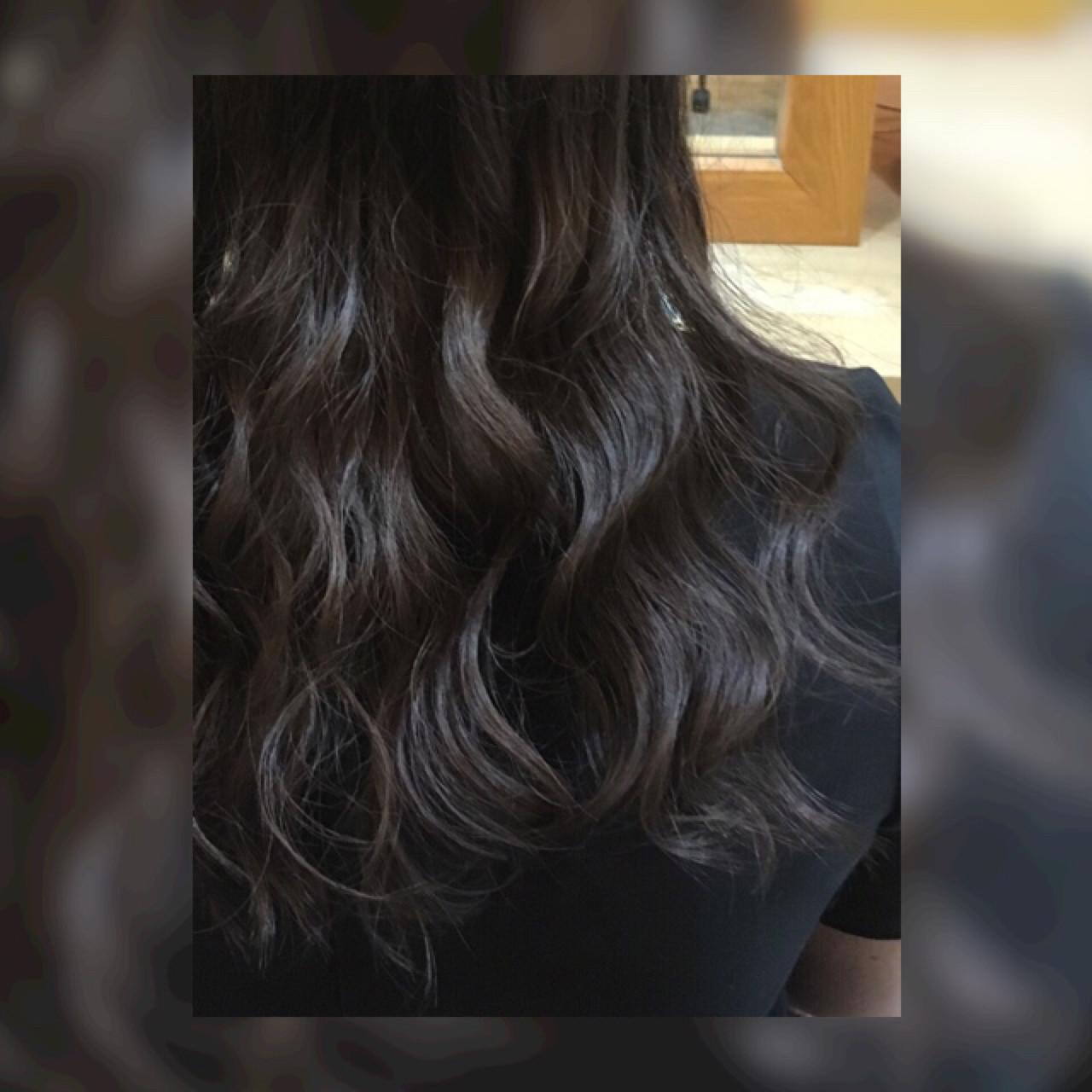 外国人風カラー セミロング ストリート グレーアッシュ ヘアスタイルや髪型の写真・画像 | 原野 豊 / ARTICAL HAIR