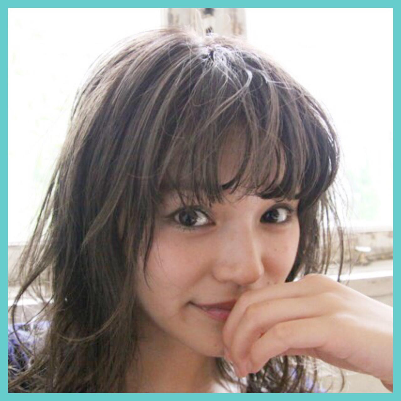 大人かわいい ナチュラル ゆるふわ 外国人風 ヘアスタイルや髪型の写真・画像   田名網 誠司 / hair salon RAY