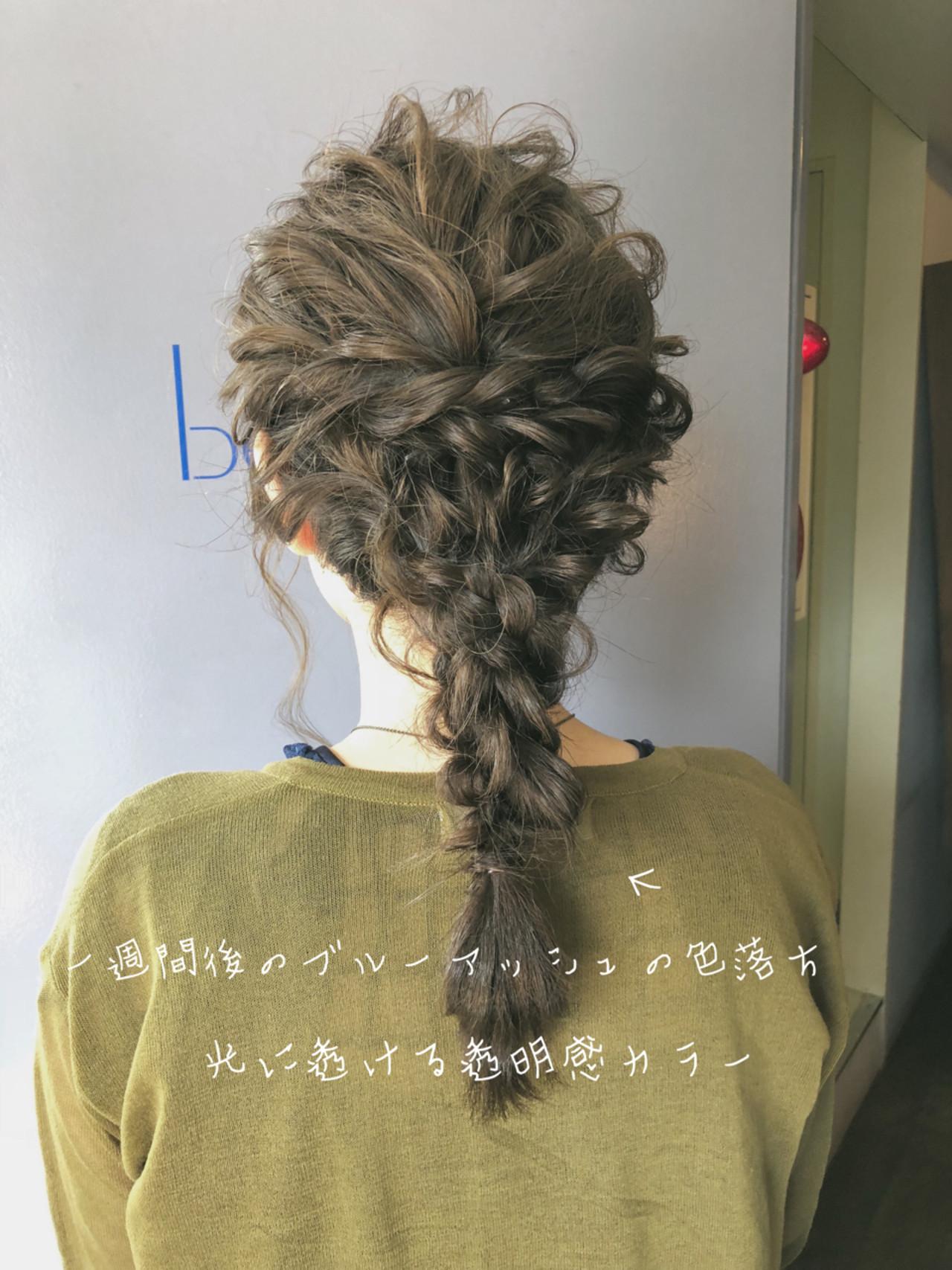 ミディアム 大人かわいい パーティ 夏 ヘアスタイルや髪型の写真・画像   北里和哉 / far beyond