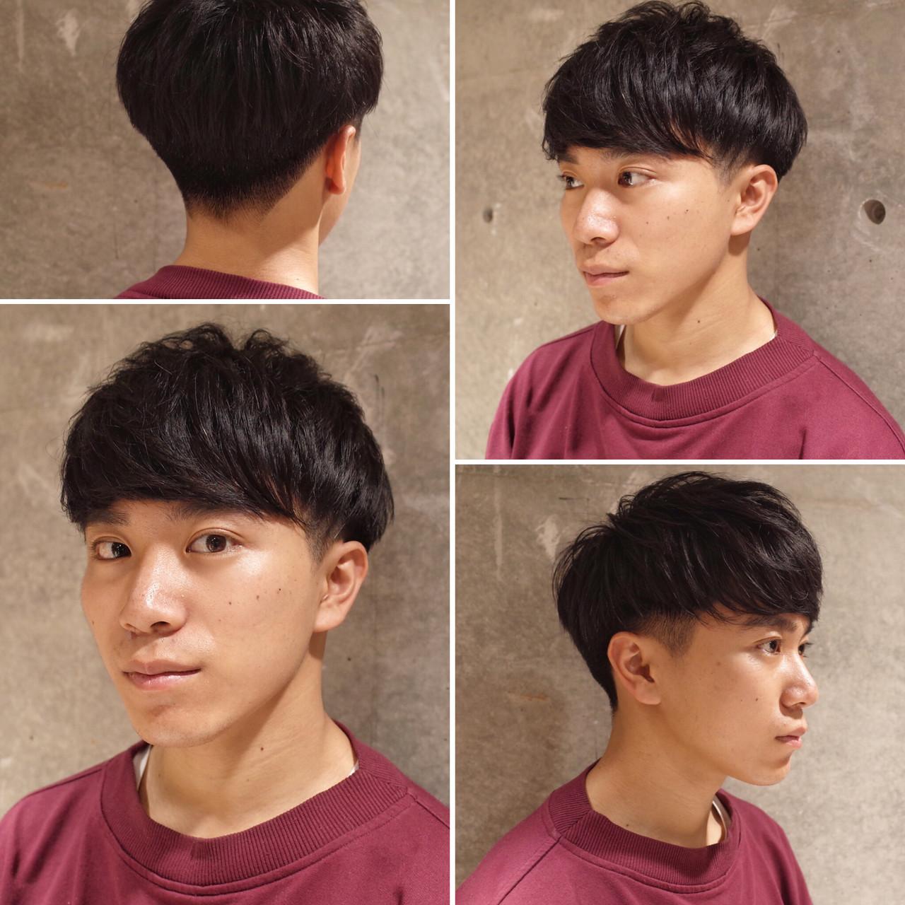メンズヘア 刈り上げ メンズ ショート ヘアスタイルや髪型の写真・画像