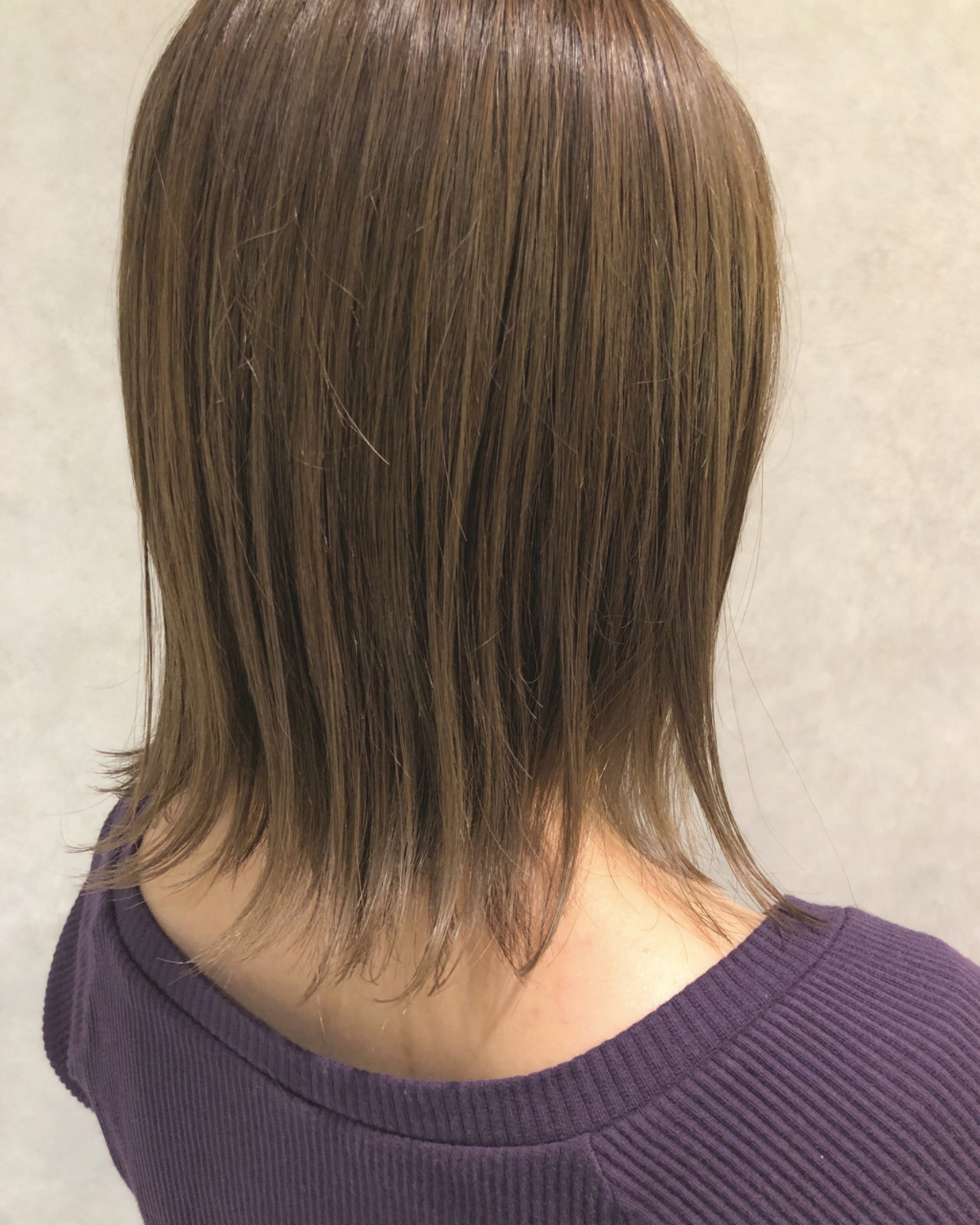 ナチュラル 透明感 ストリート ベージュ ヘアスタイルや髪型の写真・画像