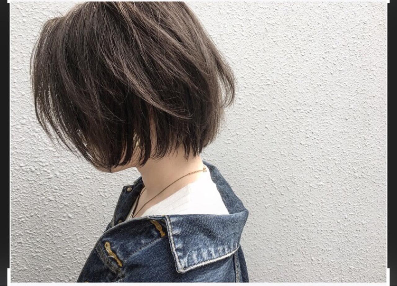 ショート 大人かわいい 大人女子 ボブ ヘアスタイルや髪型の写真・画像 | 廣長 毅 / Lull/ vampdiva