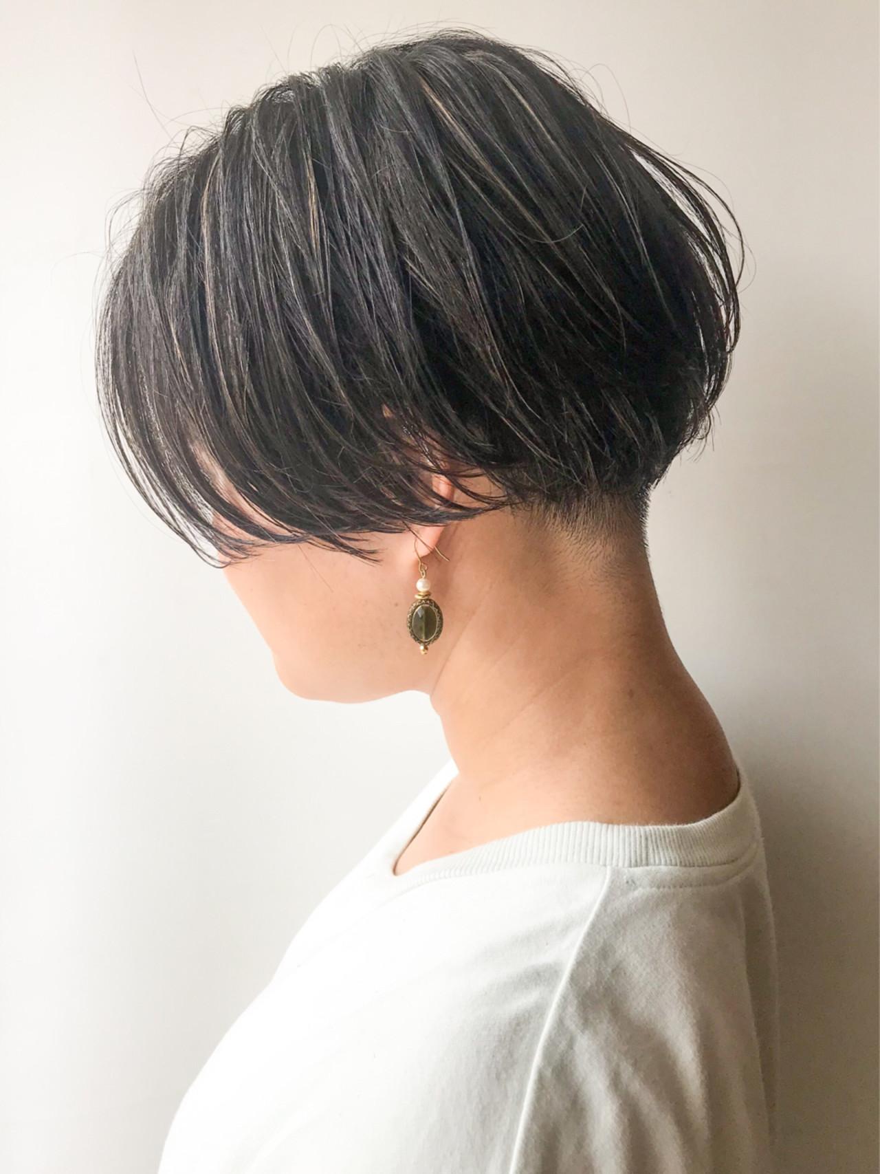 愛され ゆるふわ ショートボブ ショート ヘアスタイルや髪型の写真・画像   HIROKI / roijir / roijir