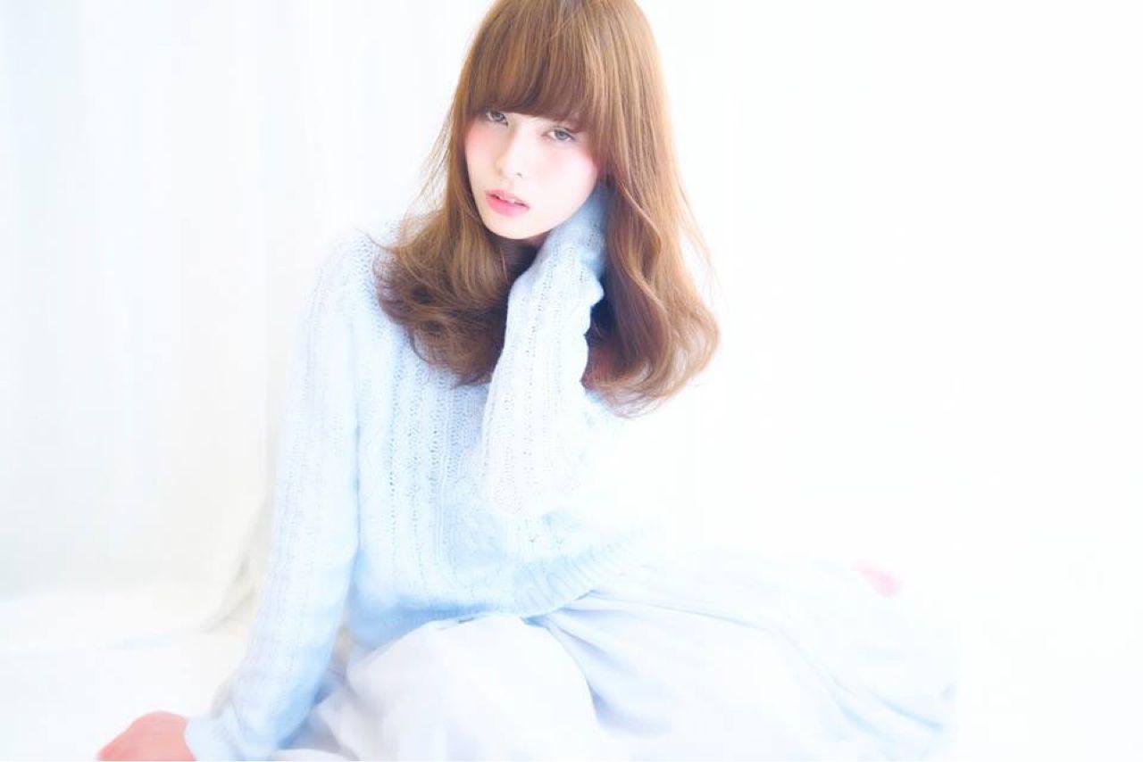 愛され 外国人風 ヘアアレンジ スウィート ヘアスタイルや髪型の写真・画像