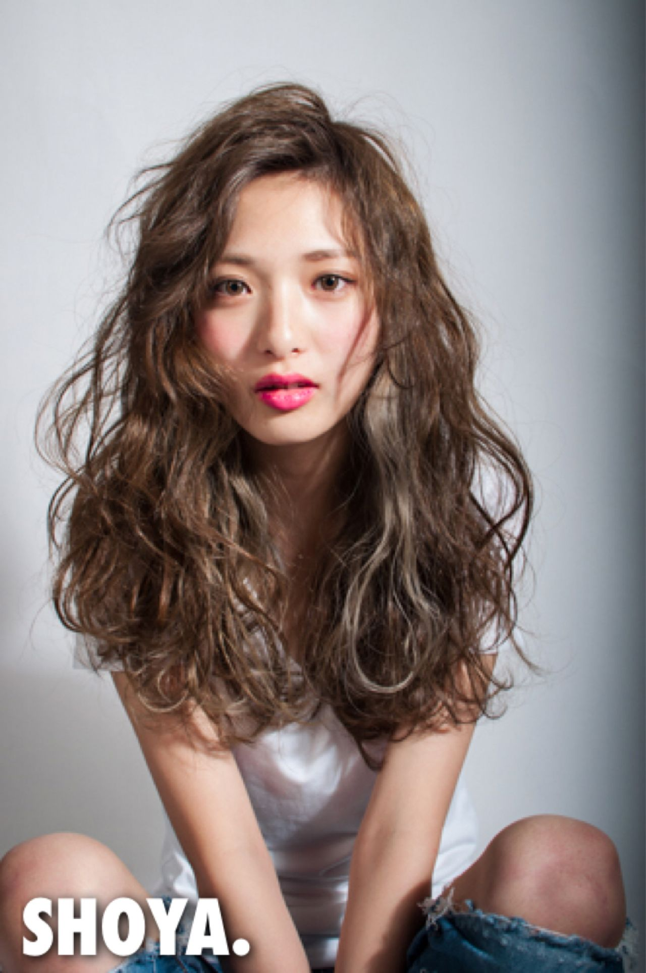 外国人風 ゆるふわ ストリート 渋谷系 ヘアスタイルや髪型の写真・画像 | shoya. / モードケイズ