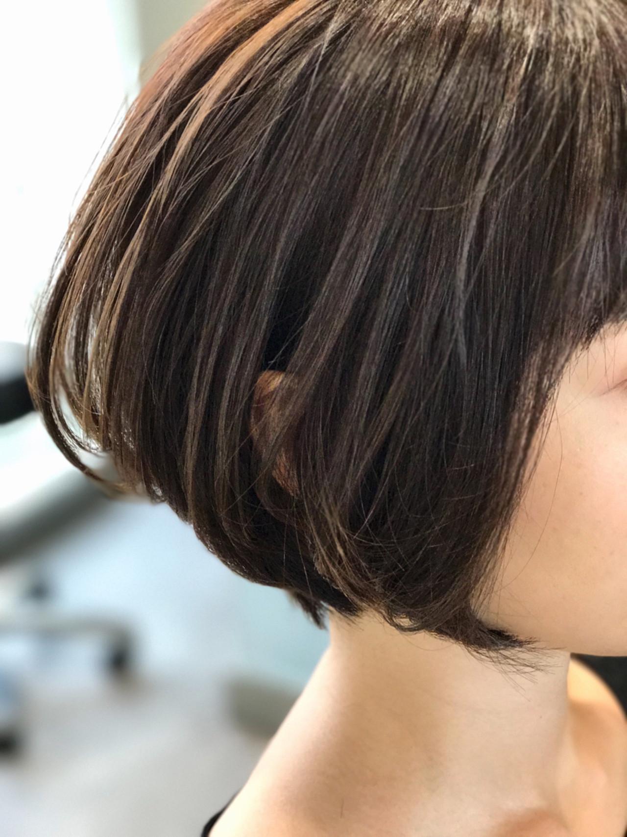 リラックス 透明感 デート ナチュラル ヘアスタイルや髪型の写真・画像 | 貴志 勇吾 / AVEDA Lifestyle Salon and Spa 南青山