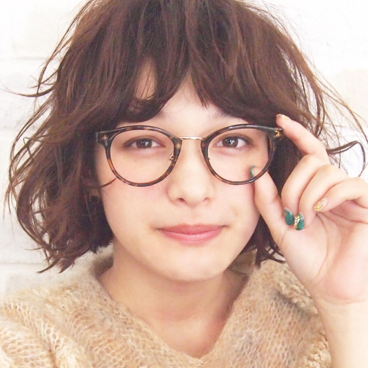 ナチュラル 外国人風 大人かわいい ボブ ヘアスタイルや髪型の写真・画像 | UEKI/nanuk / nanuk二子玉川
