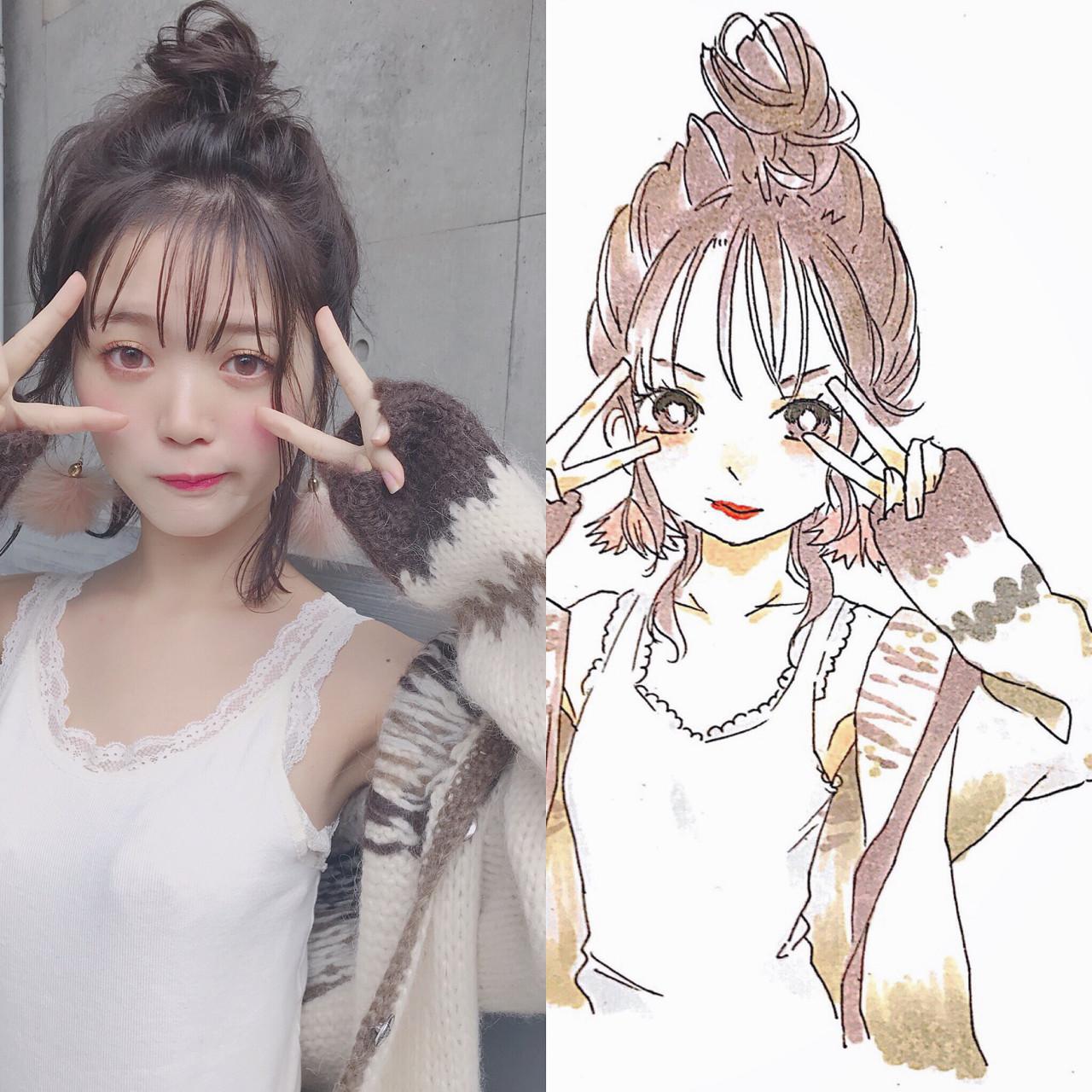 ミディアム 冬 髪型 アレンジ Khabarplanet Com
