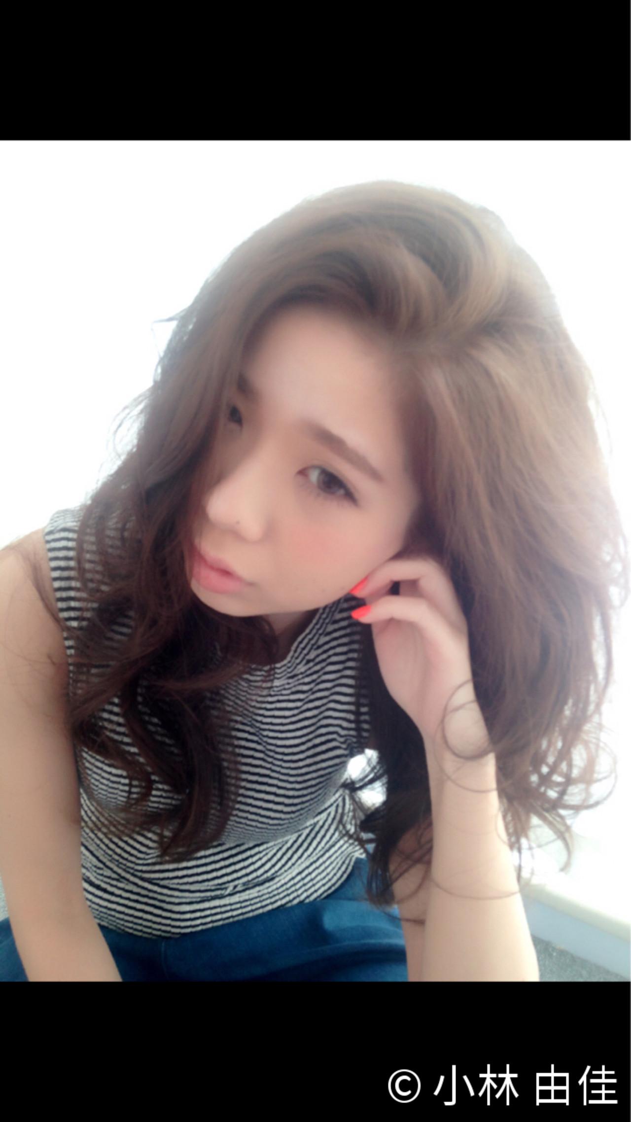 かっこいい 大人女子 フェミニン 暗髪 ヘアスタイルや髪型の写真・画像 | 小林 由佳 / SALON DE NA-TSU