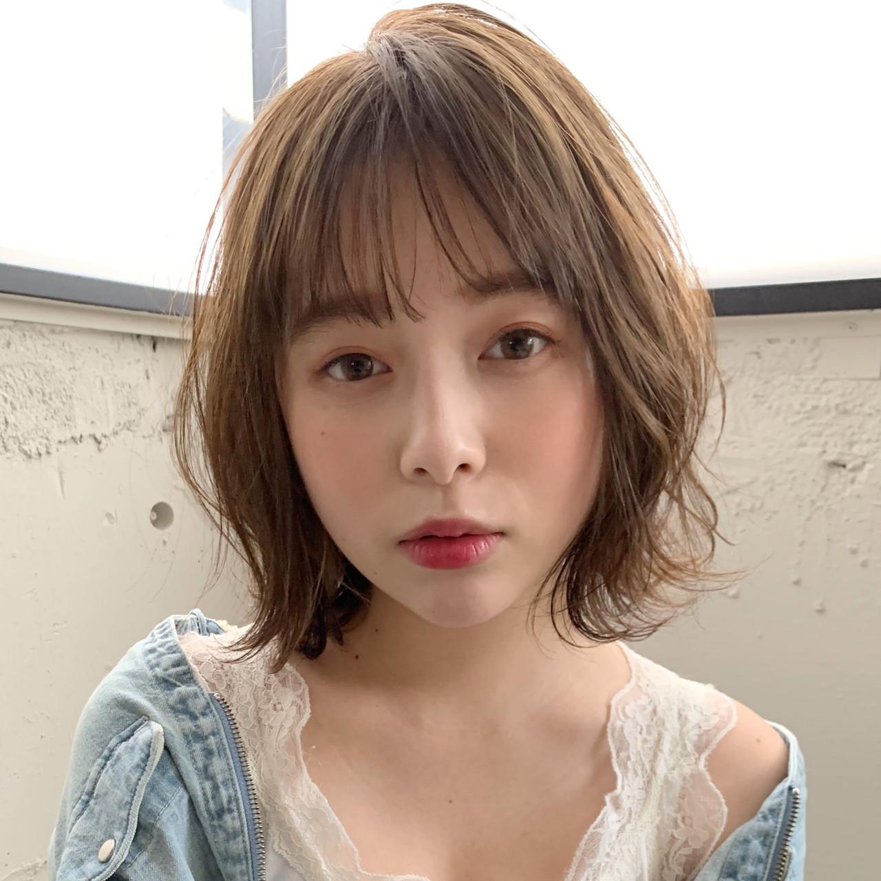 アンニュイほつれヘア ナチュラル 愛され 大人かわいい ヘアスタイルや髪型の写真・画像 | Natsuko Kodama 児玉奈都子 / dydi