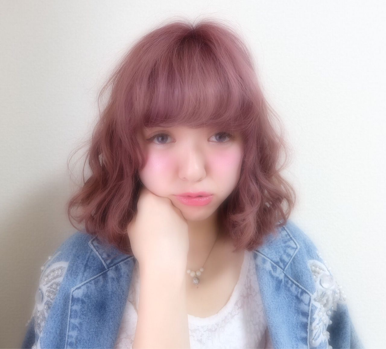 hair】畑中 菜緒さんのヘアスタイルスナップ(id:99301)