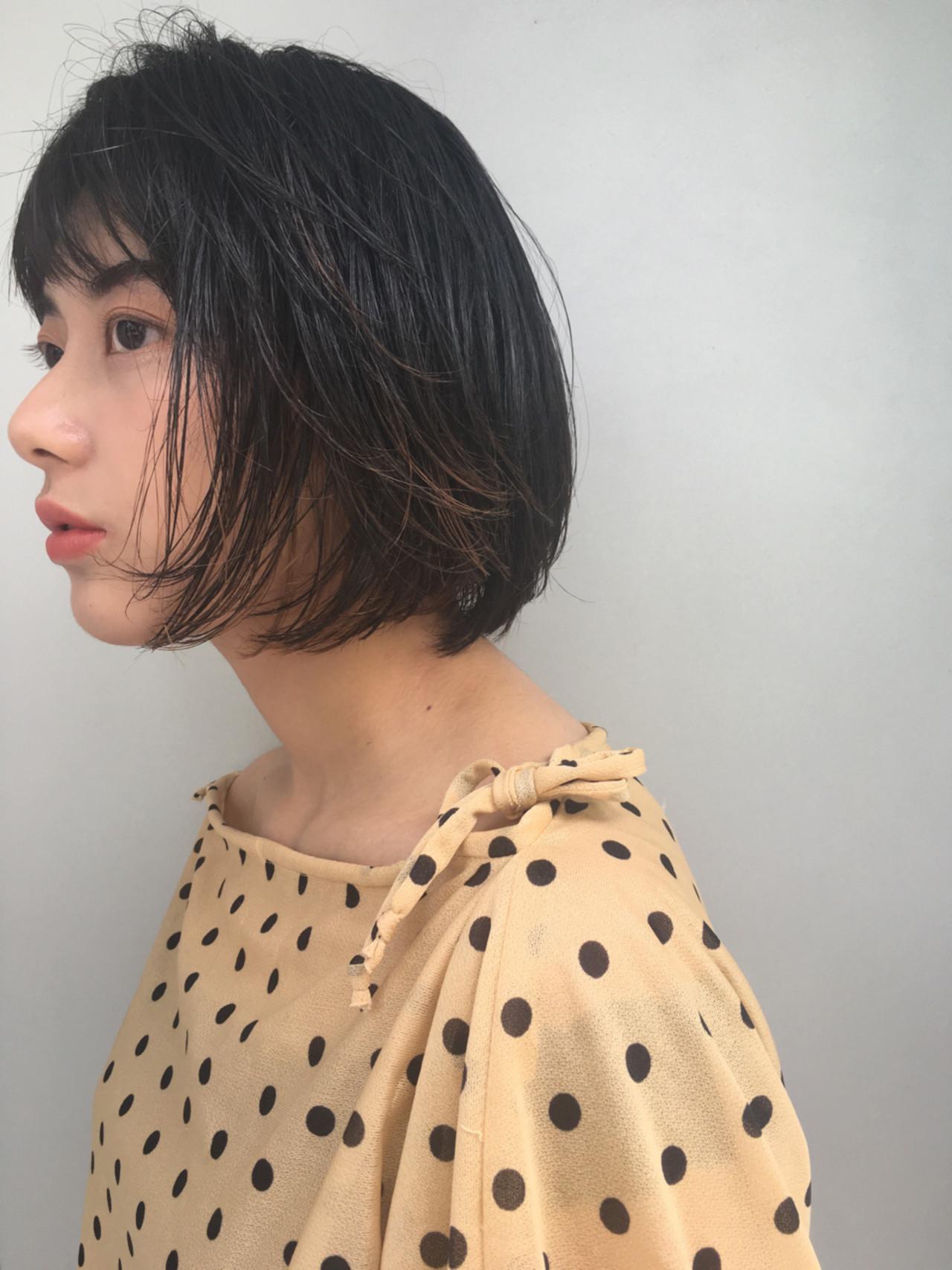 デート 梅雨 アンニュイ リラックス ヘアスタイルや髪型の写真・画像
