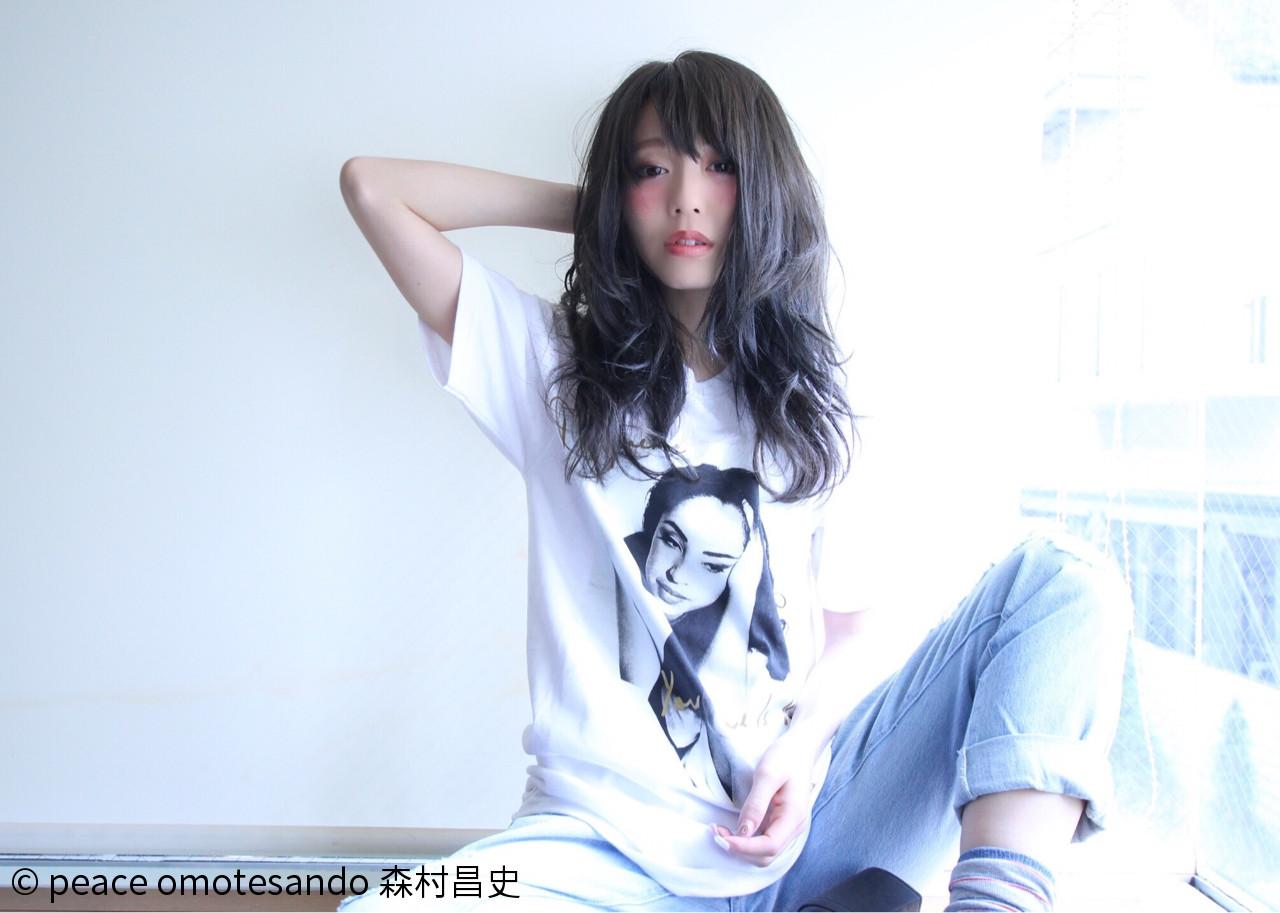 モテ髪 フェミニン ゆるふわ 愛され ヘアスタイルや髪型の写真・画像