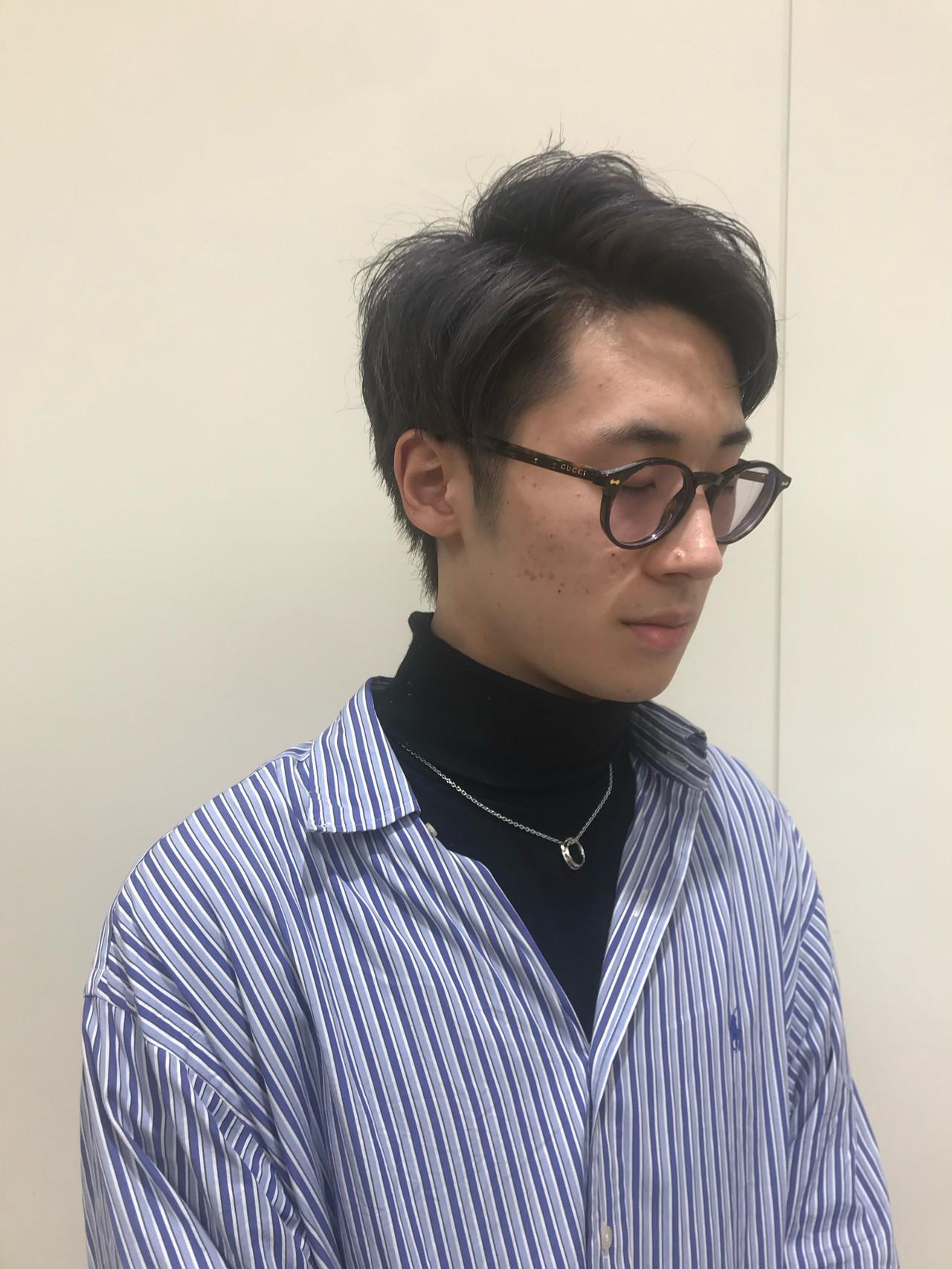 ショート アッシュ モード アッシュグレー ヘアスタイルや髪型の写真・画像 | かんべあやか / moriofromlondon  omiya