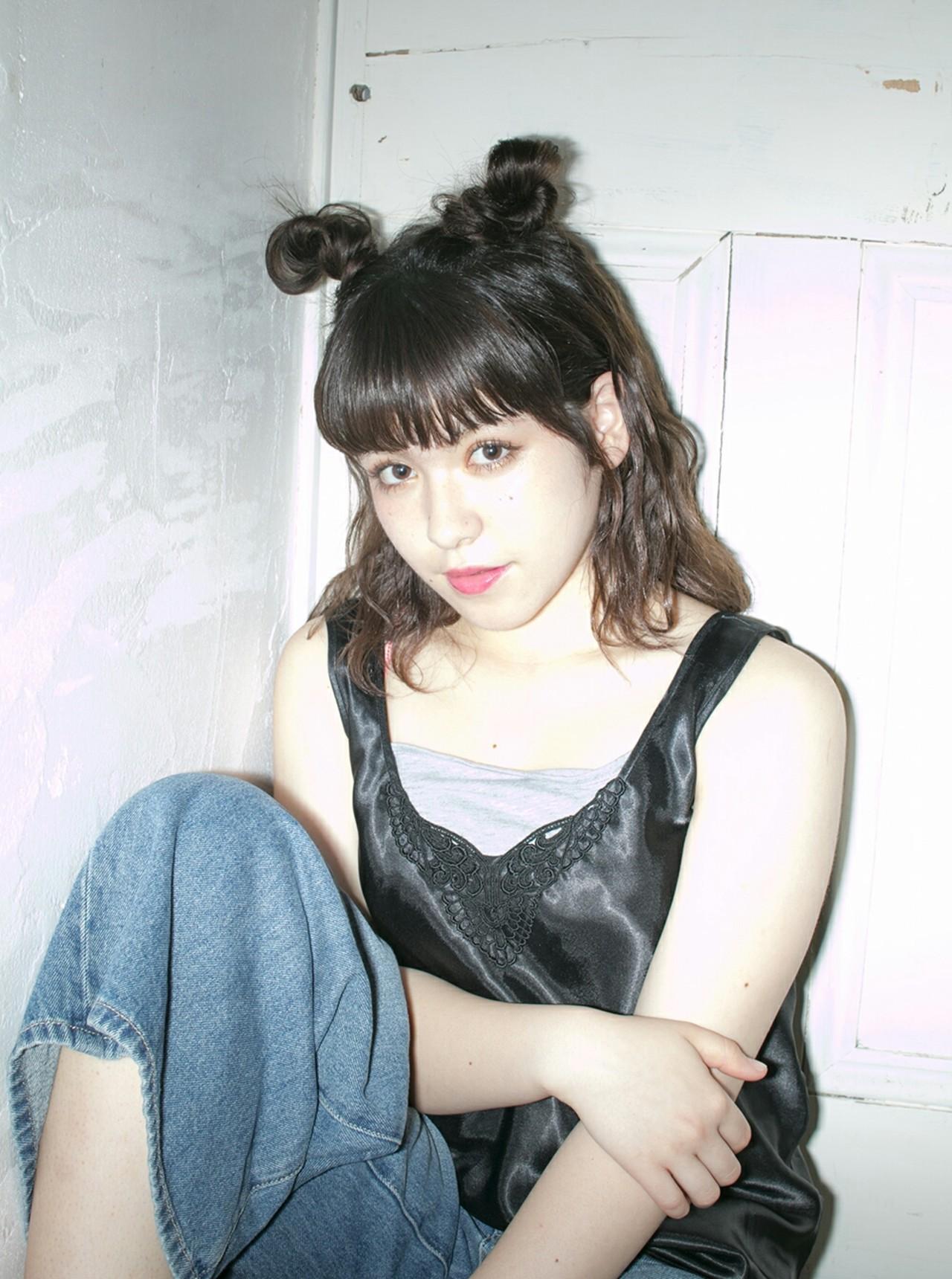 ストリート ブラウン 外国人風 ボブ ヘアスタイルや髪型の写真・画像 | 安達瑛 / Ravo hair