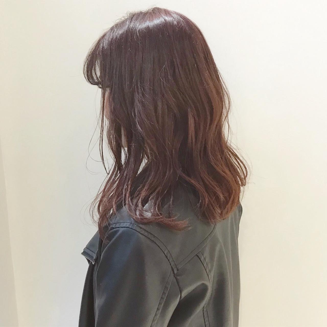 ダブルカラー ブリーチ モード 黒髪 ヘアスタイルや髪型の写真・画像   SHUN / Cocoon 銀座