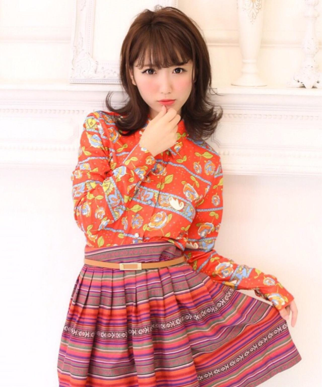 ピュア ショート ヘアアレンジ 黒髪 ヘアスタイルや髪型の写真・画像